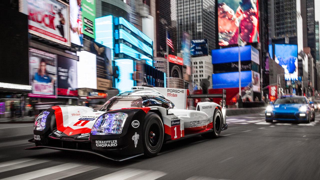 Porsche 919 Hybrid in Manhattan (5)