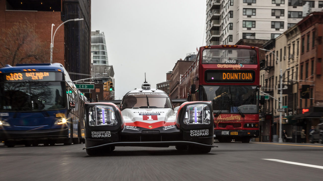 Porsche 919 Hybrid in Manhattan (7)