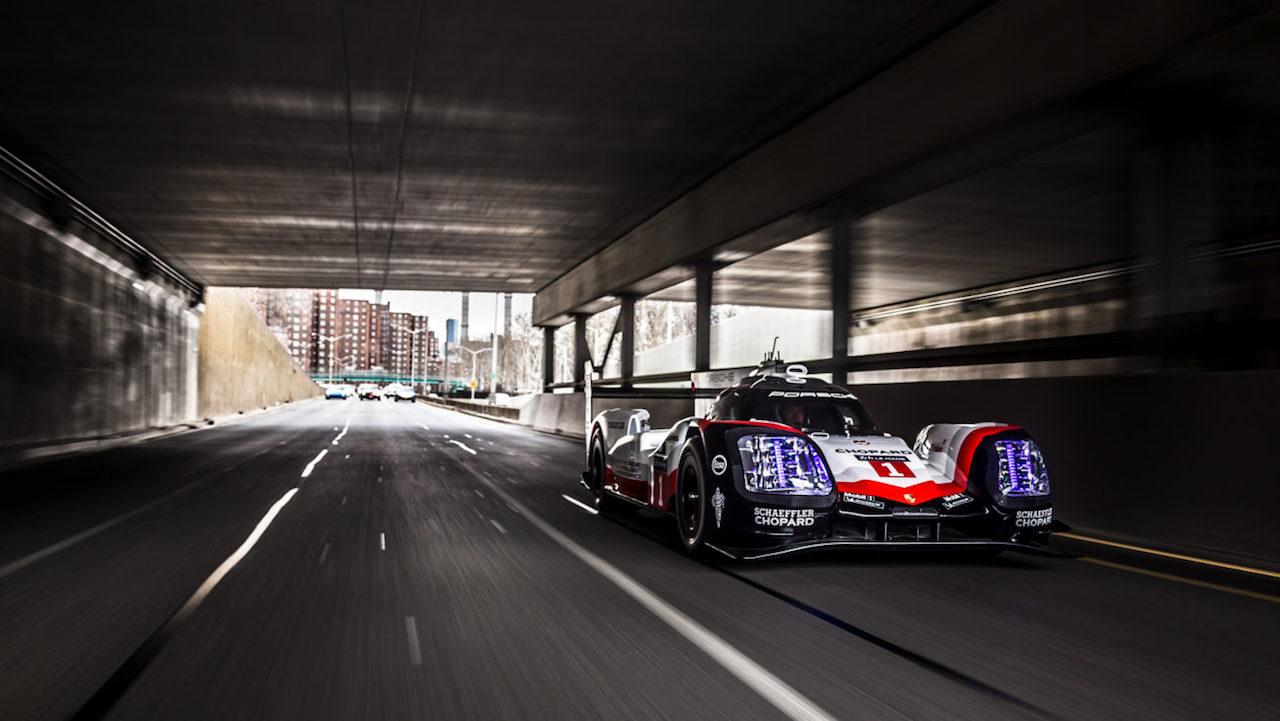 Porsche 919 Hybrid in Manhattan (9)