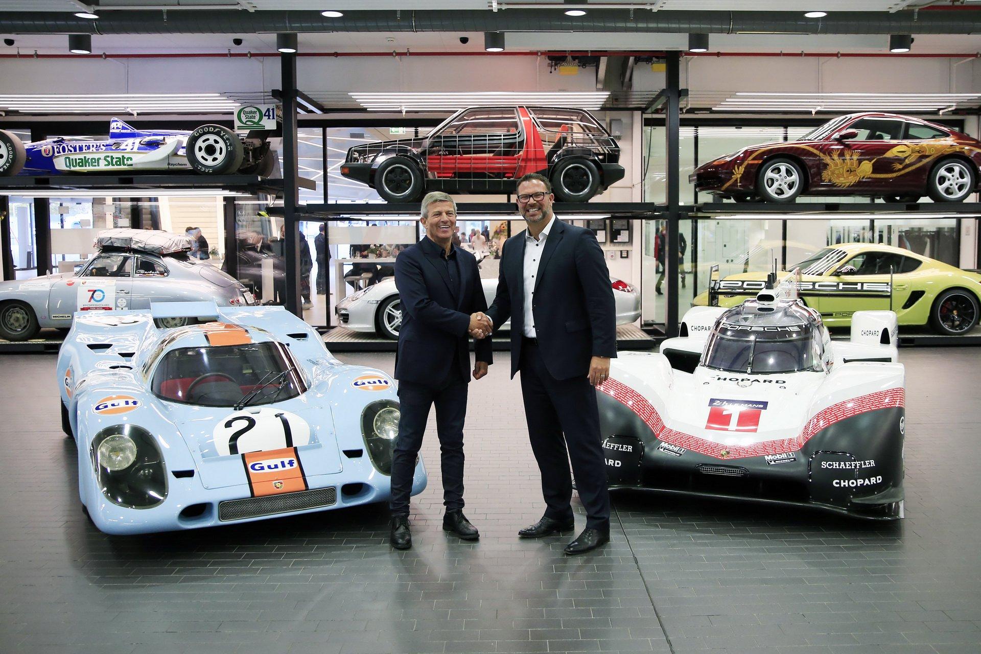 Porsche 919 Hybrid final drive at Porsche Museum (14)
