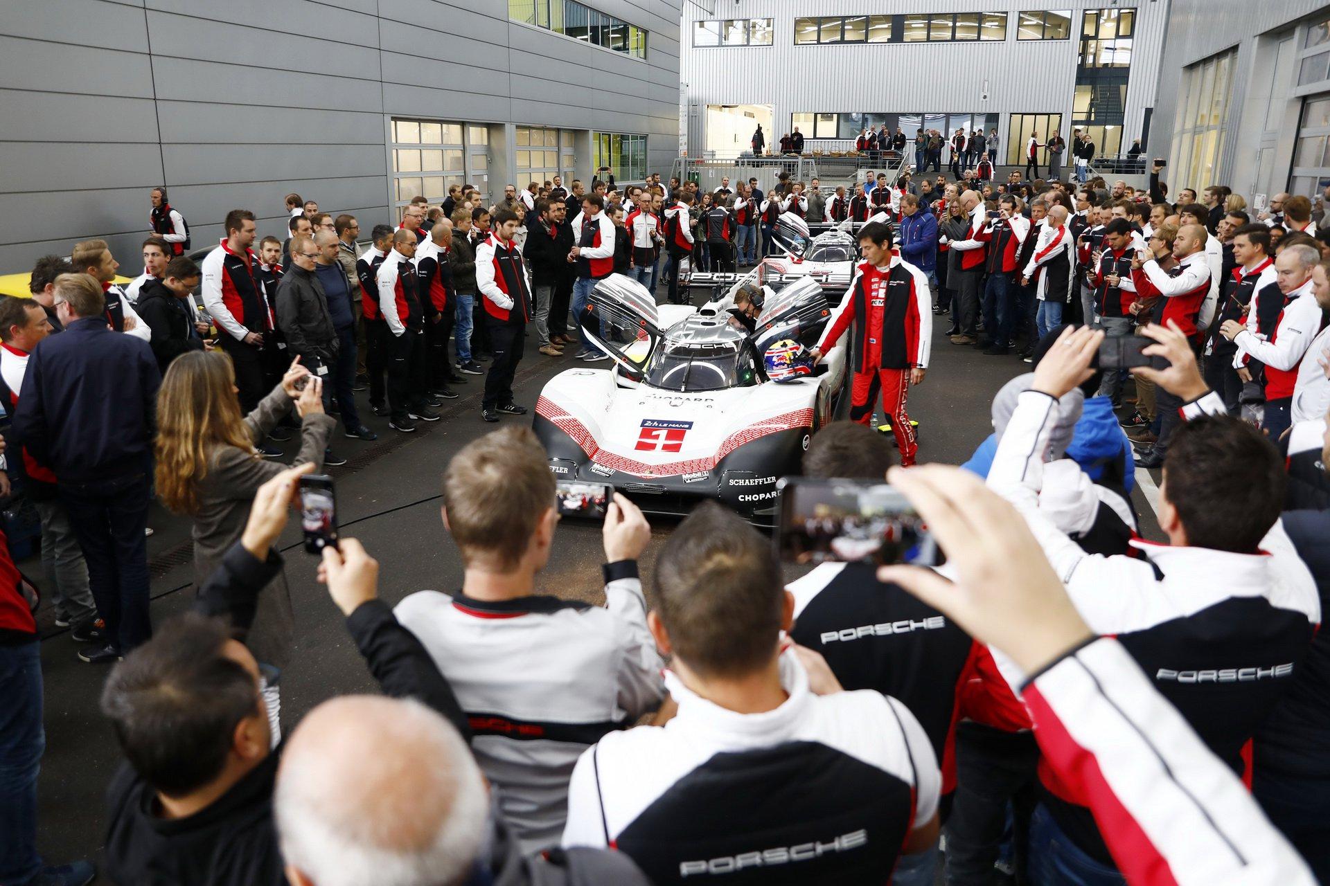 Porsche 919 Hybrid final drive at Porsche Museum (15)