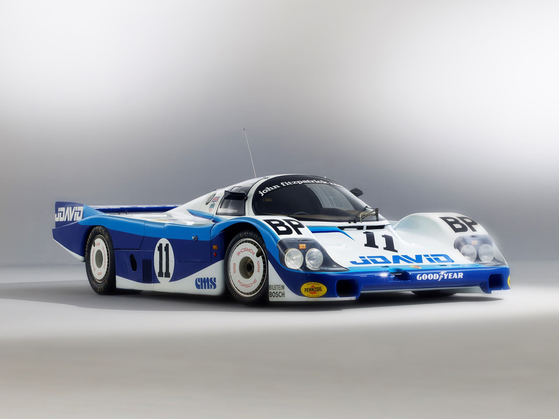 Porsche 956-110 in auction (1)