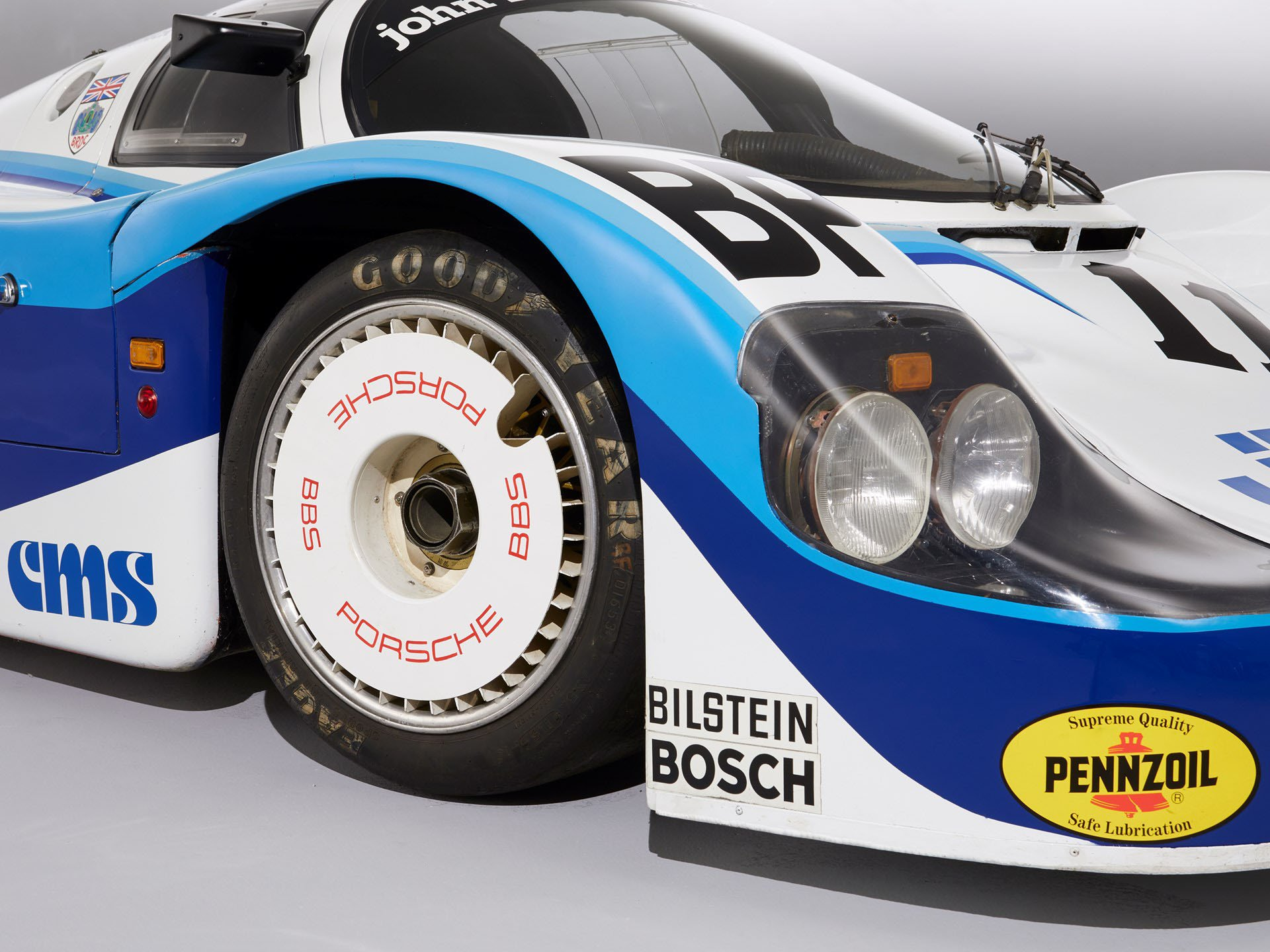 Porsche 956-110 in auction (10)