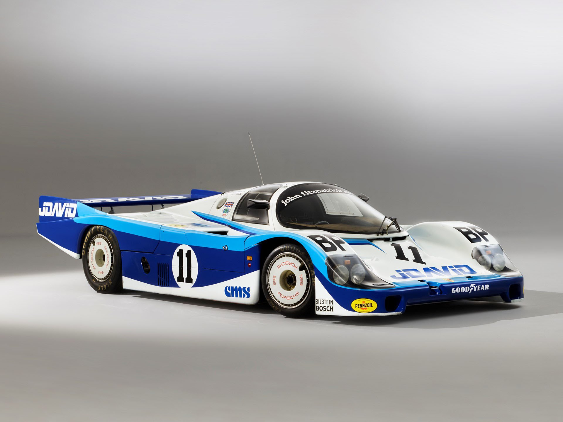 Porsche 956-110 in auction (2)