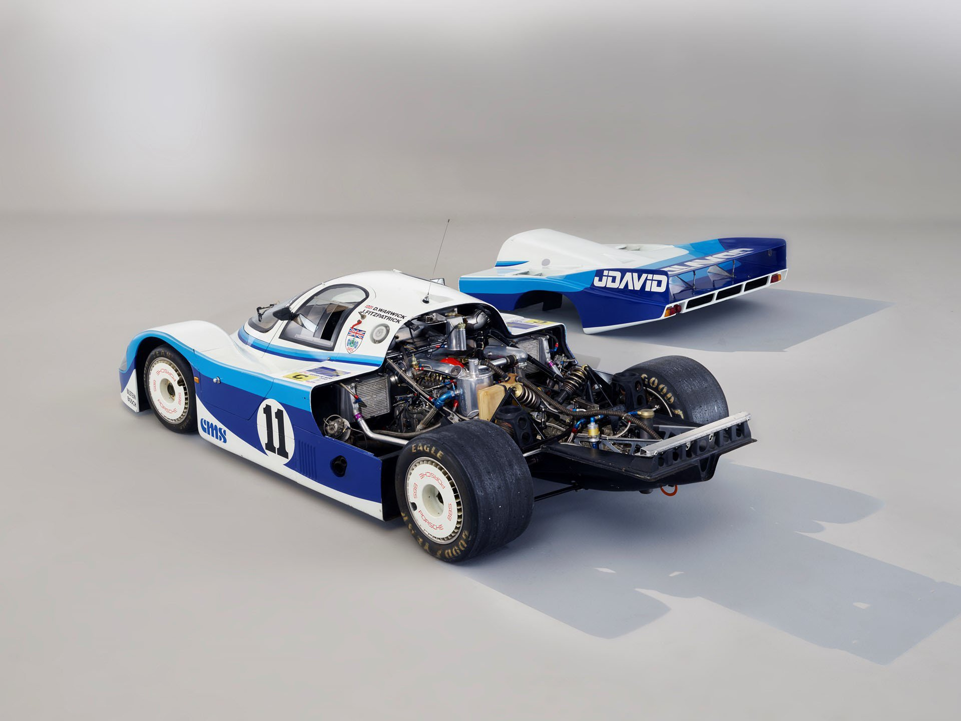 Porsche 956-110 in auction (7)