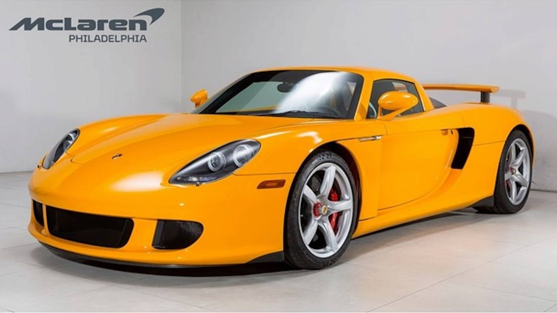 unique-porsche-carrera-gt-signal-yellow