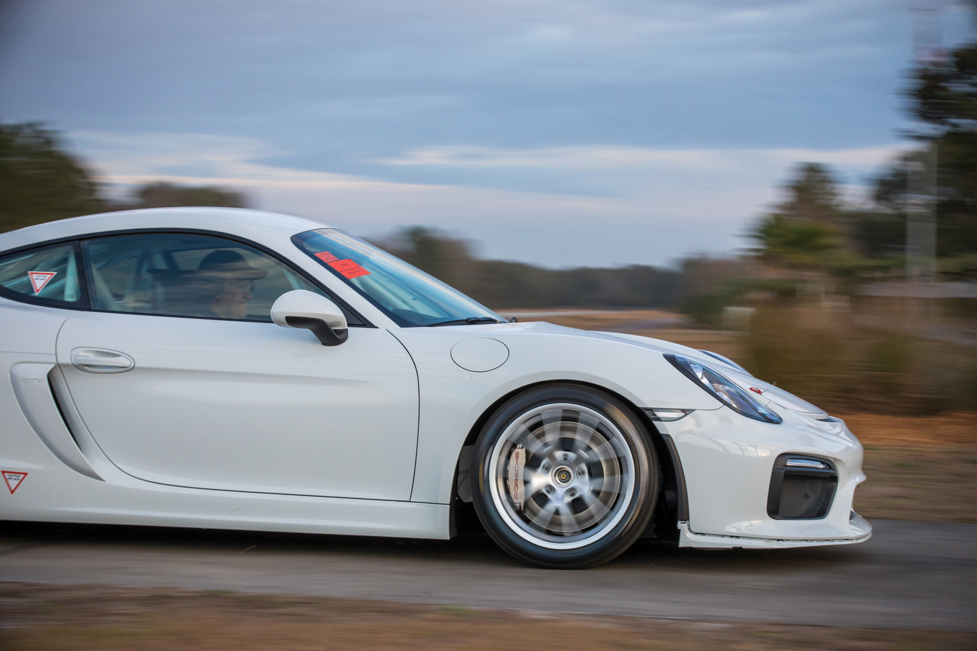 2018 RM - 2016 Porsche Cayman GT4 Clubsport 044A - Deremer Studi