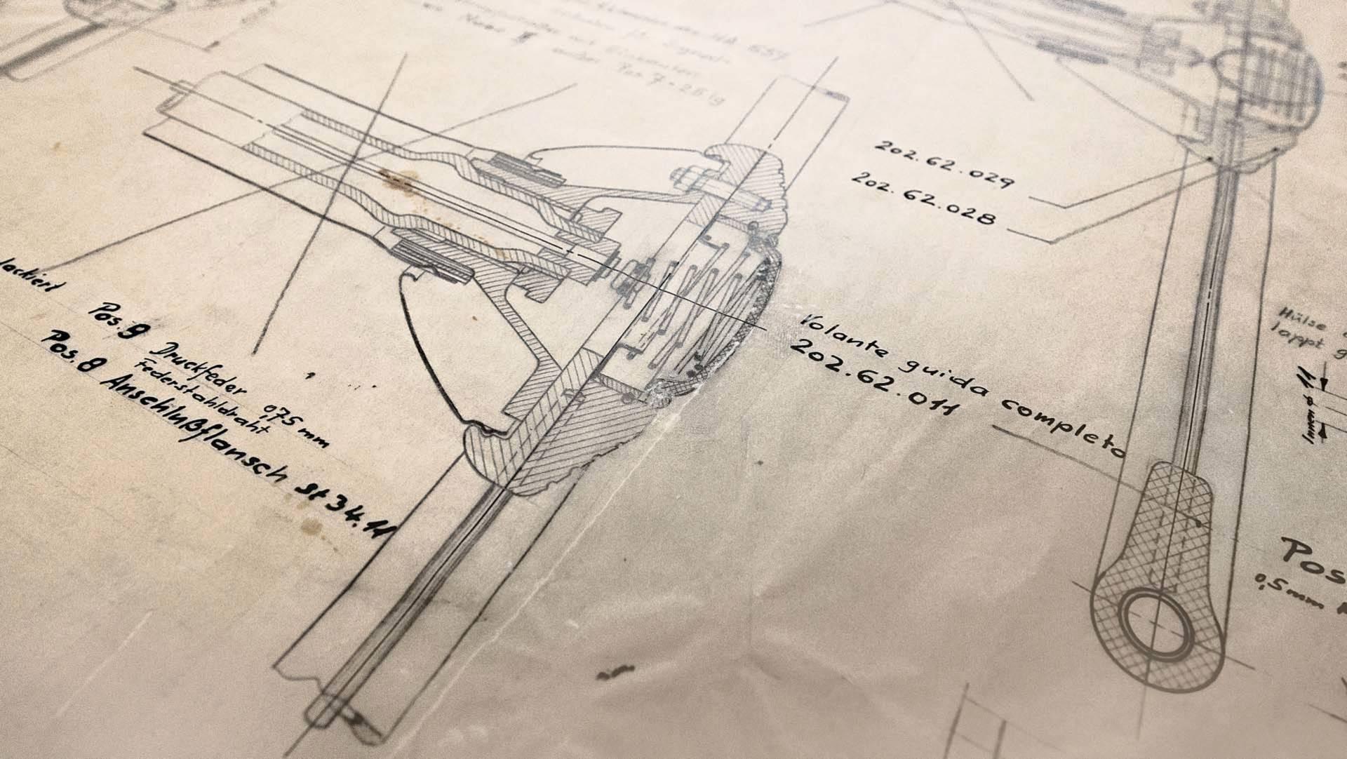 Porsche Design Drawings (9)
