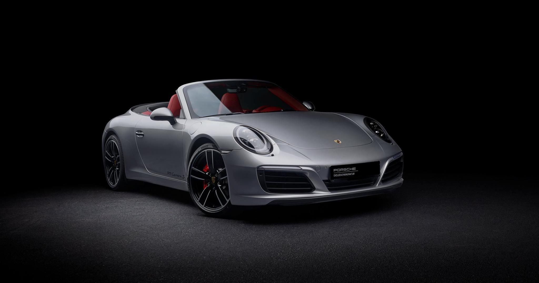 Porsche Exclusive 911 S Cabriolet (1)