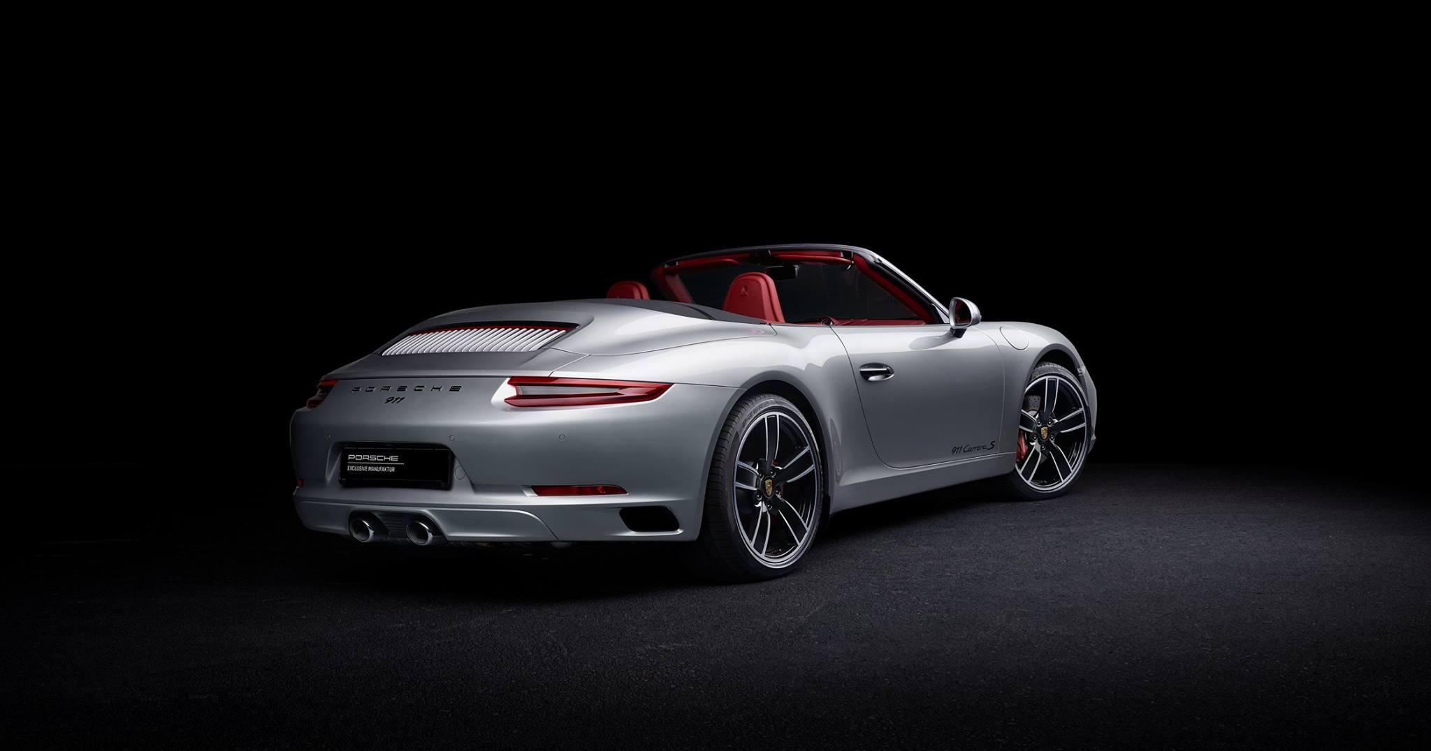 Porsche Exclusive 911 S Cabriolet (2)