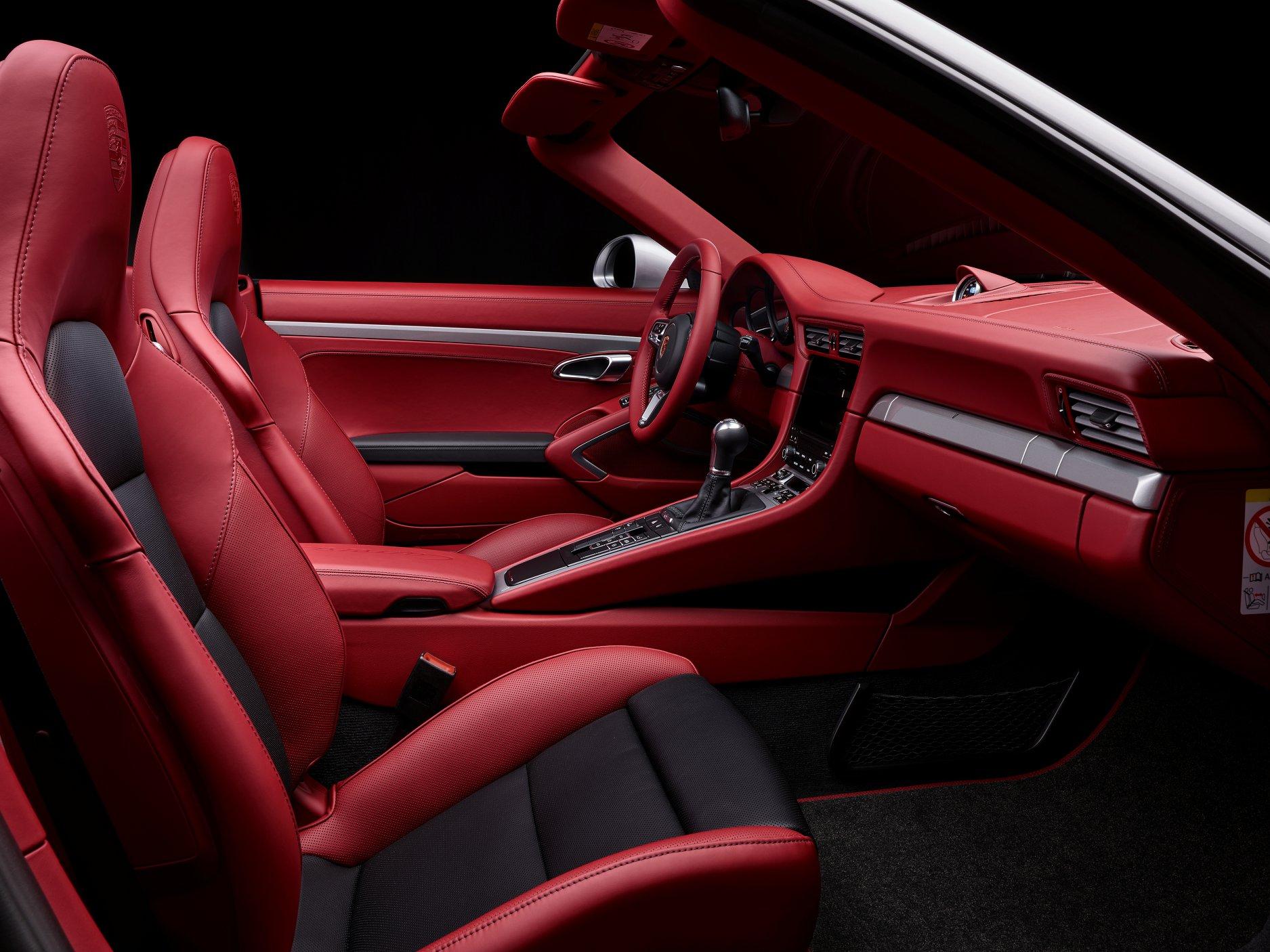 Porsche Exclusive 911 S Cabriolet (4)