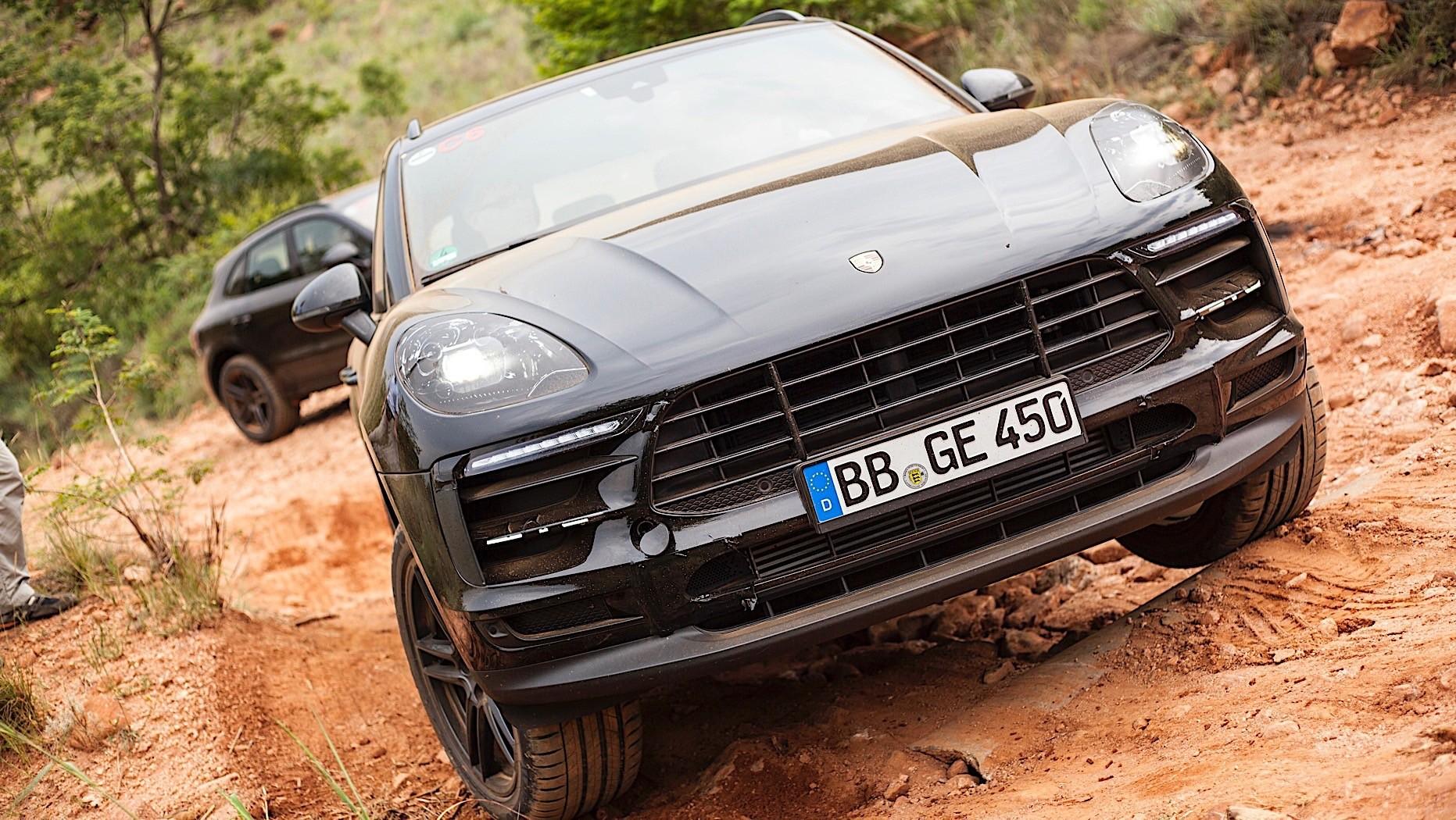 Porsche Macan facelift 2019 (12)