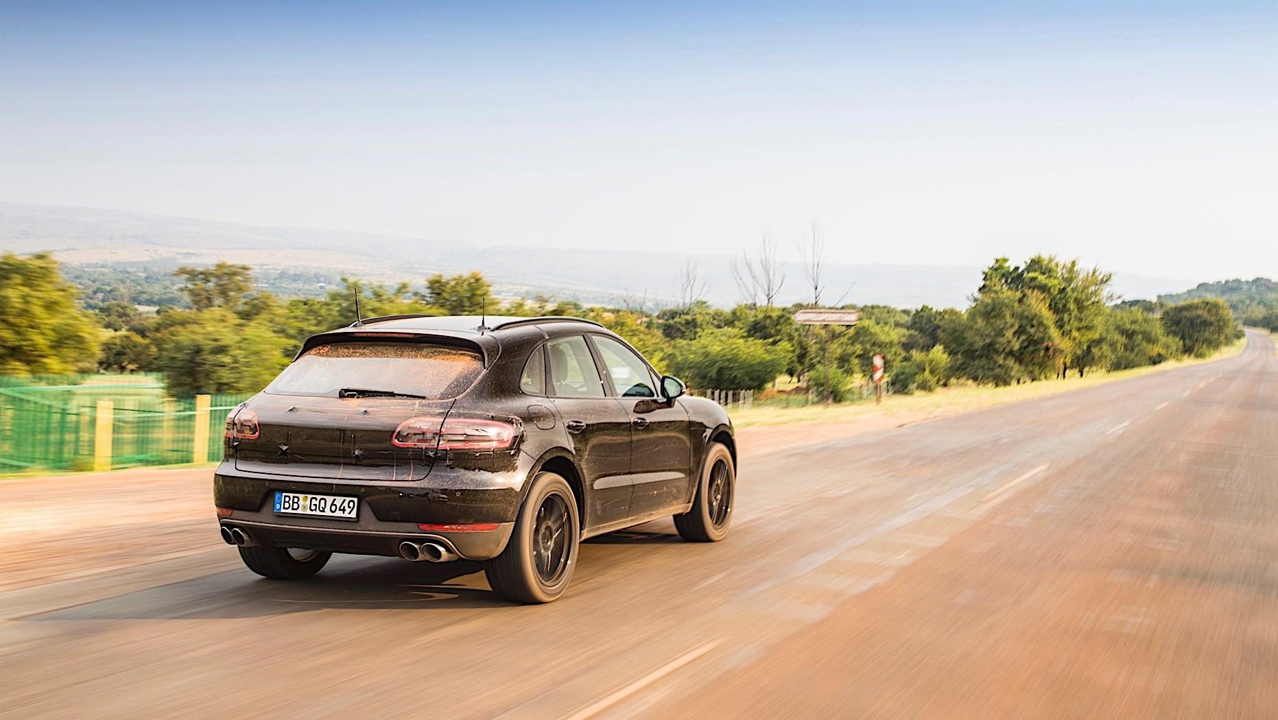 Porsche Macan facelift 2019 (16)