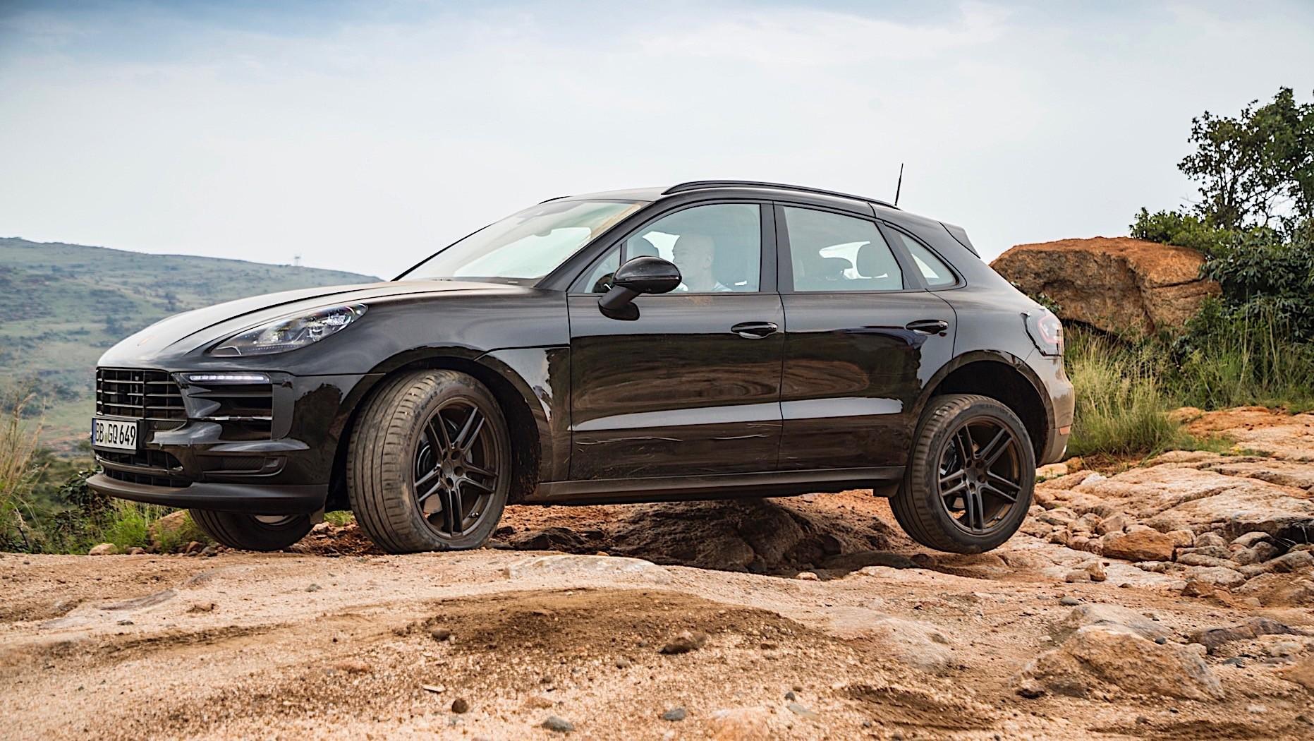 Porsche Macan facelift 2019 (3)