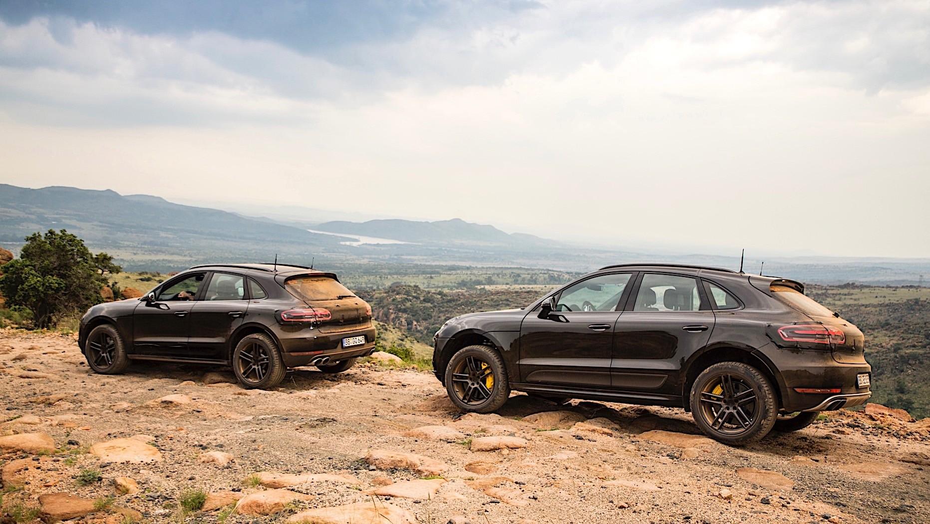 Porsche Macan facelift 2019 (6)