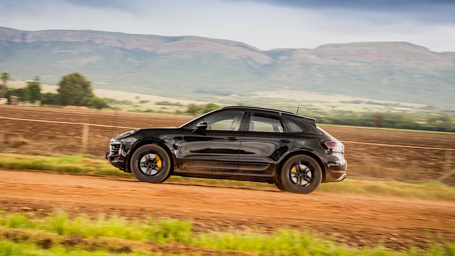 Porsche Macan facelift 2019 (7)