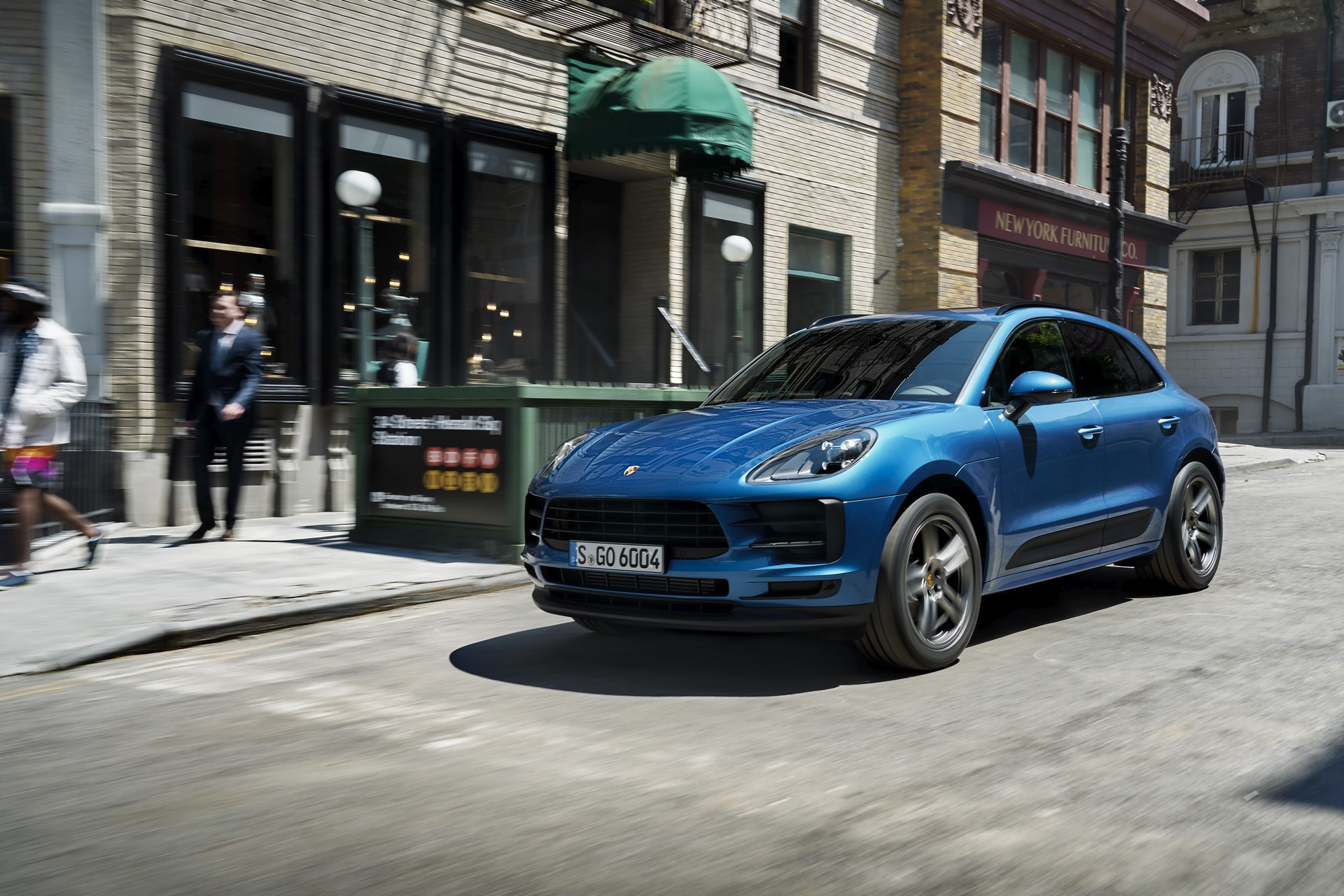 Porsche Macan Facelift Debut (1)