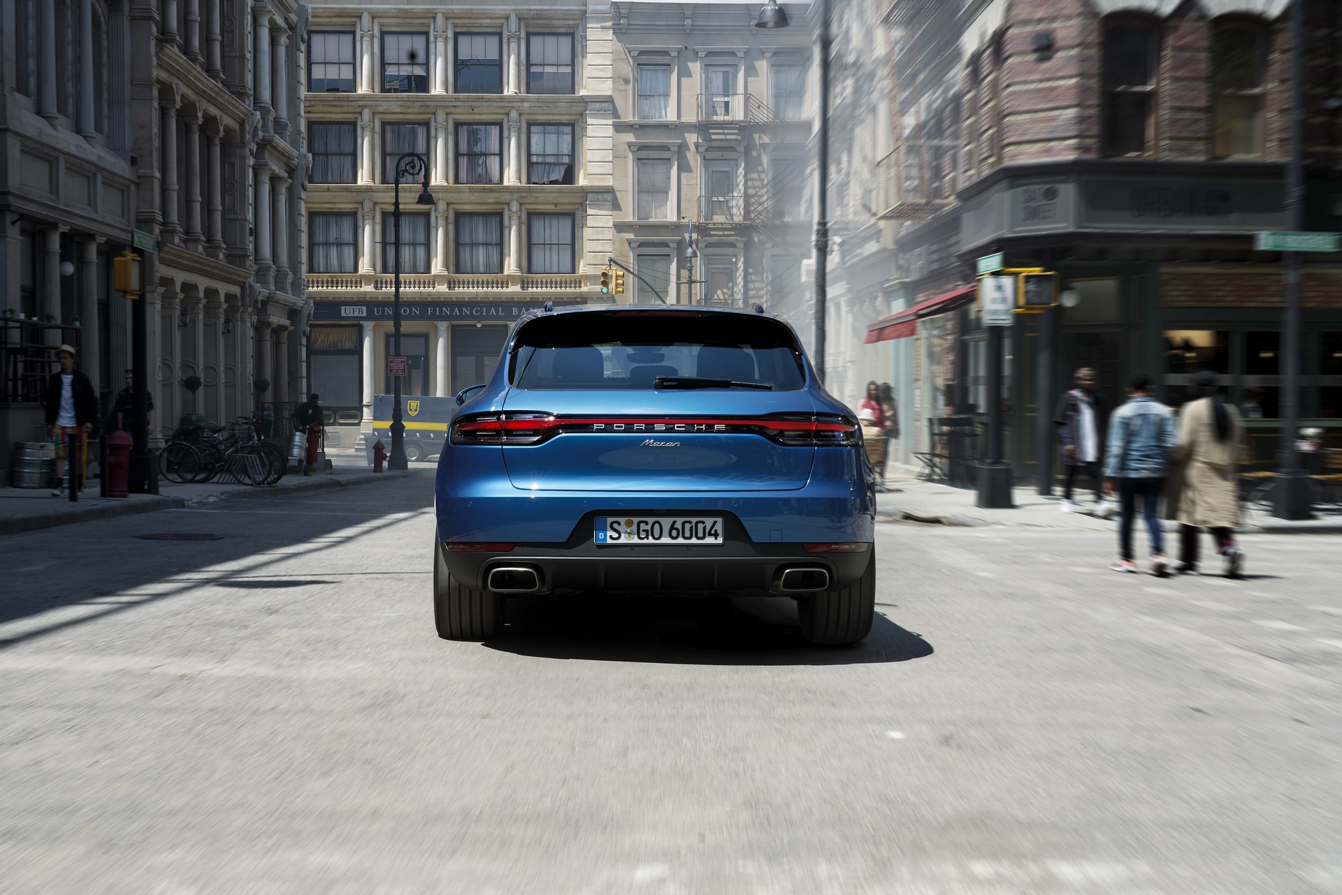 Porsche Macan Facelift Debut (3)