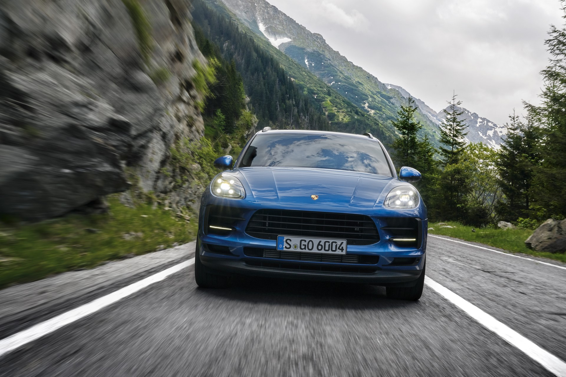 Porsche Macan Facelift Debut (5)