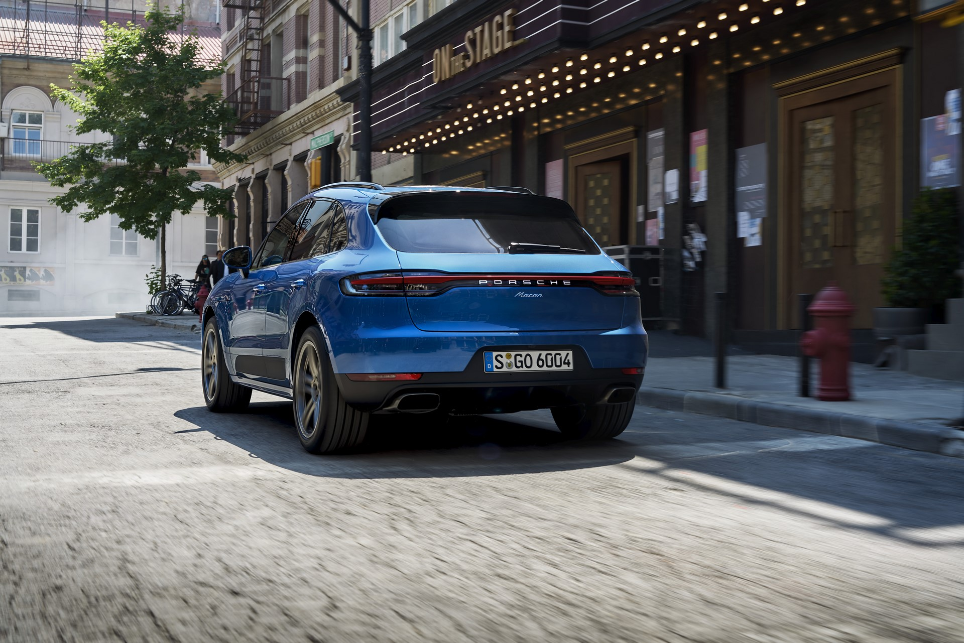 Porsche Macan Facelift Debut (6)