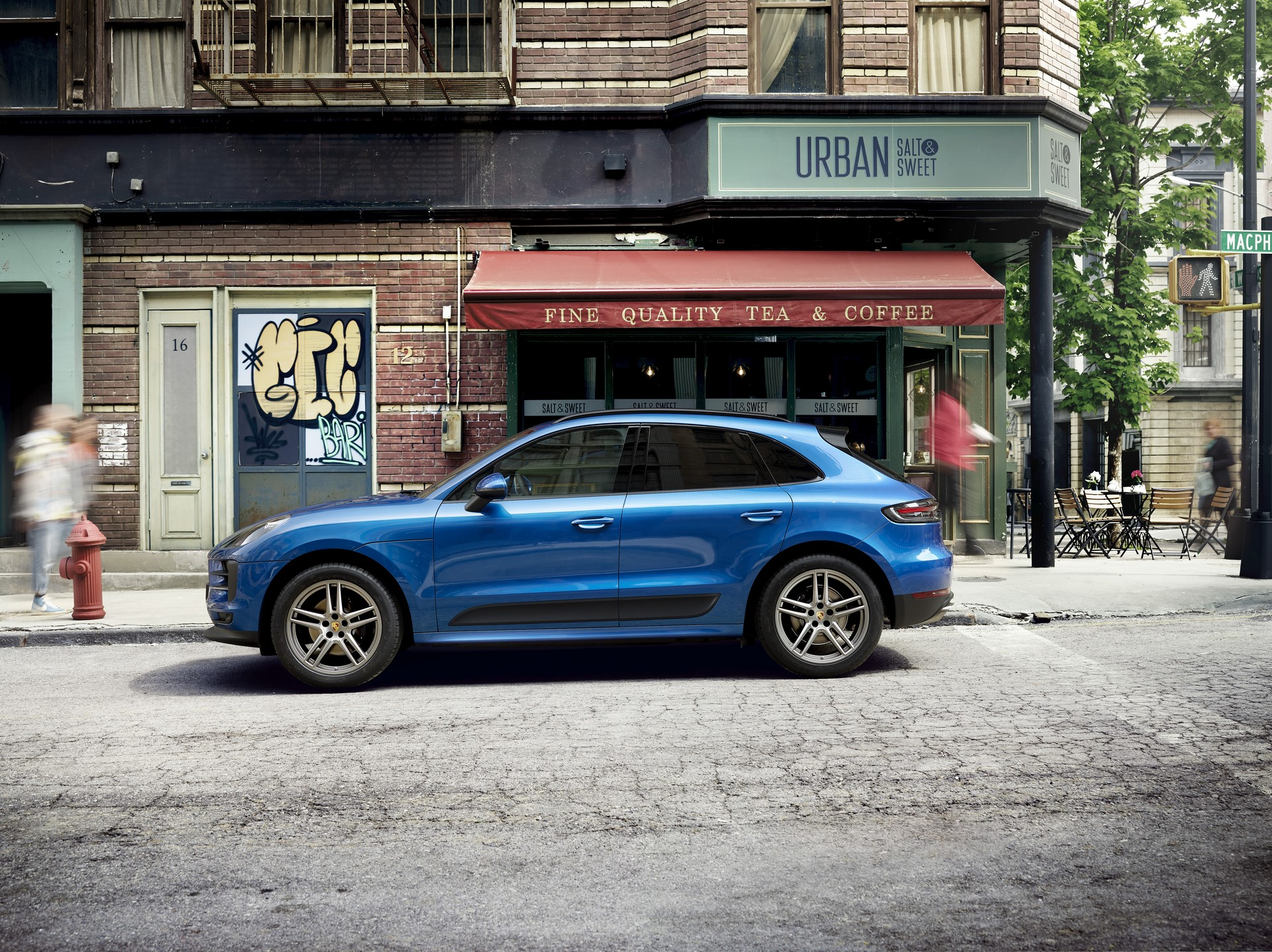 Porsche Macan Facelift Debut (7)