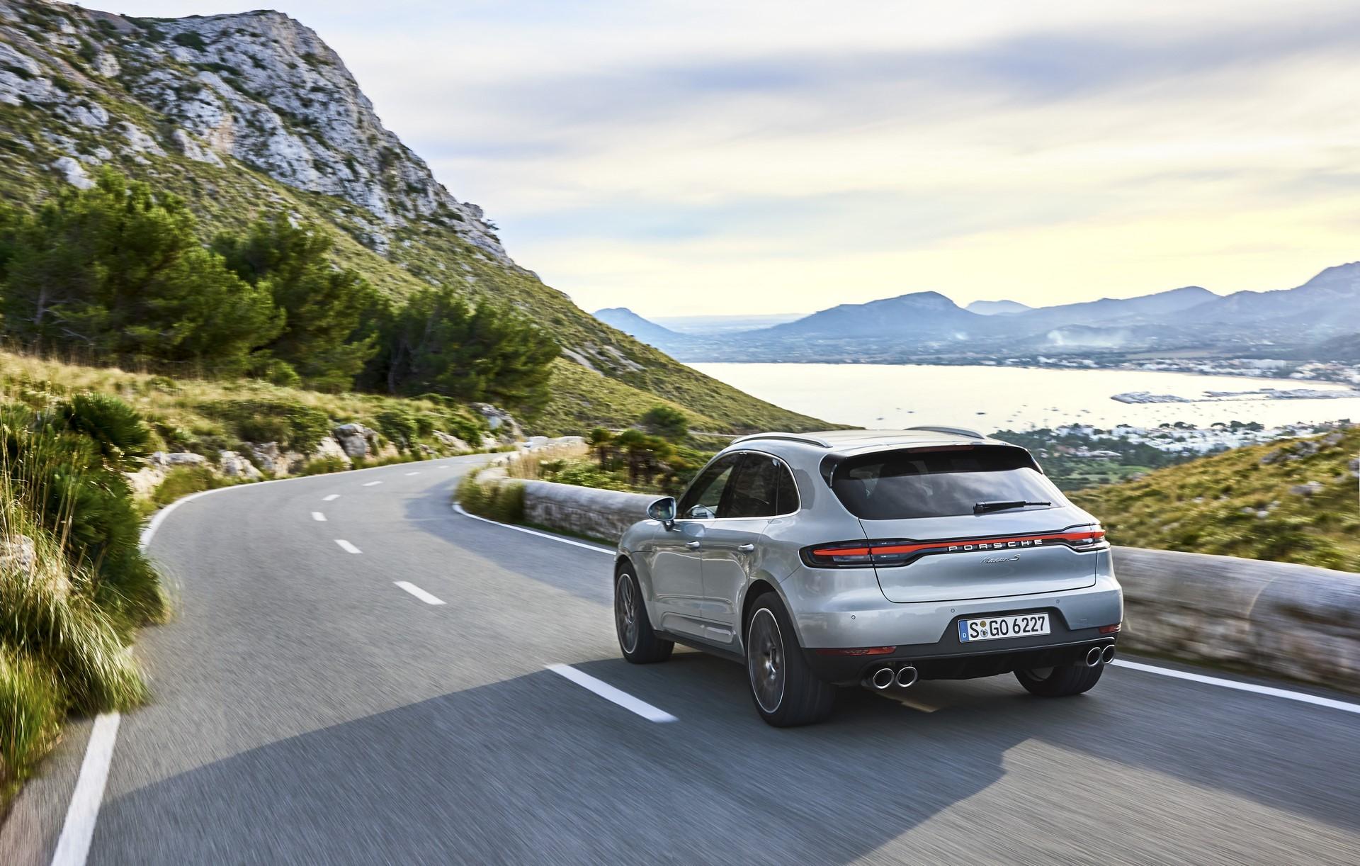 Porsche Macan S facelift 2019 (2)