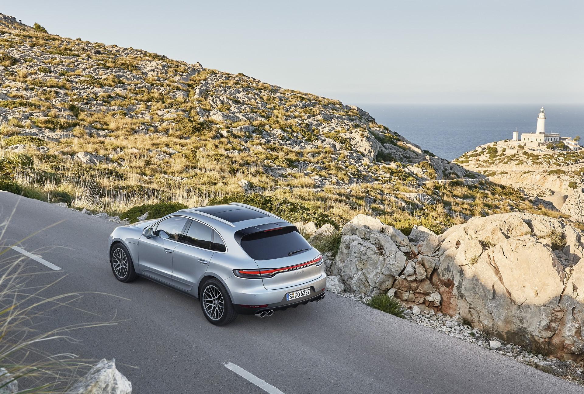 Porsche Macan S facelift 2019 (4)