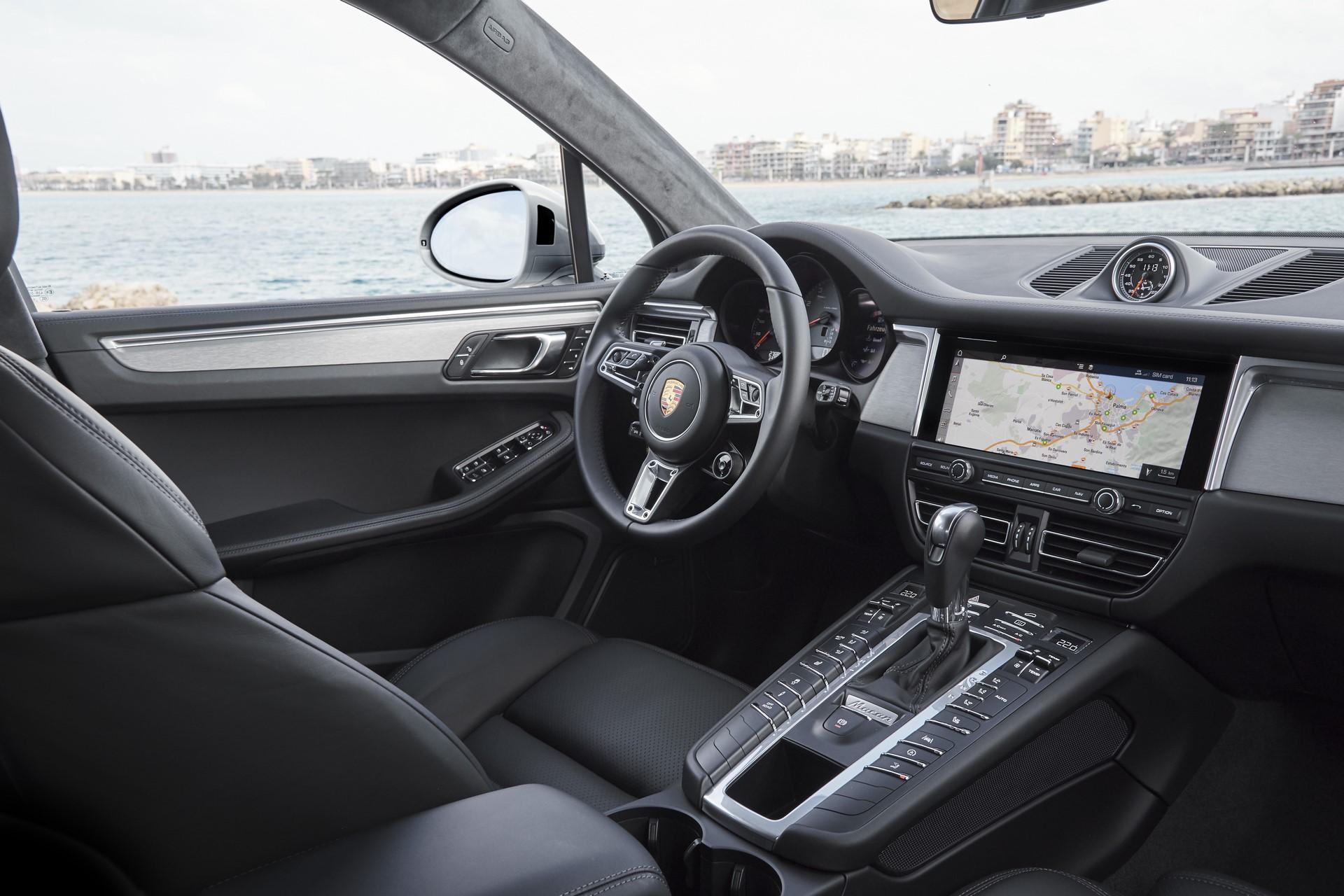 Porsche Macan S facelift 2019 (8)
