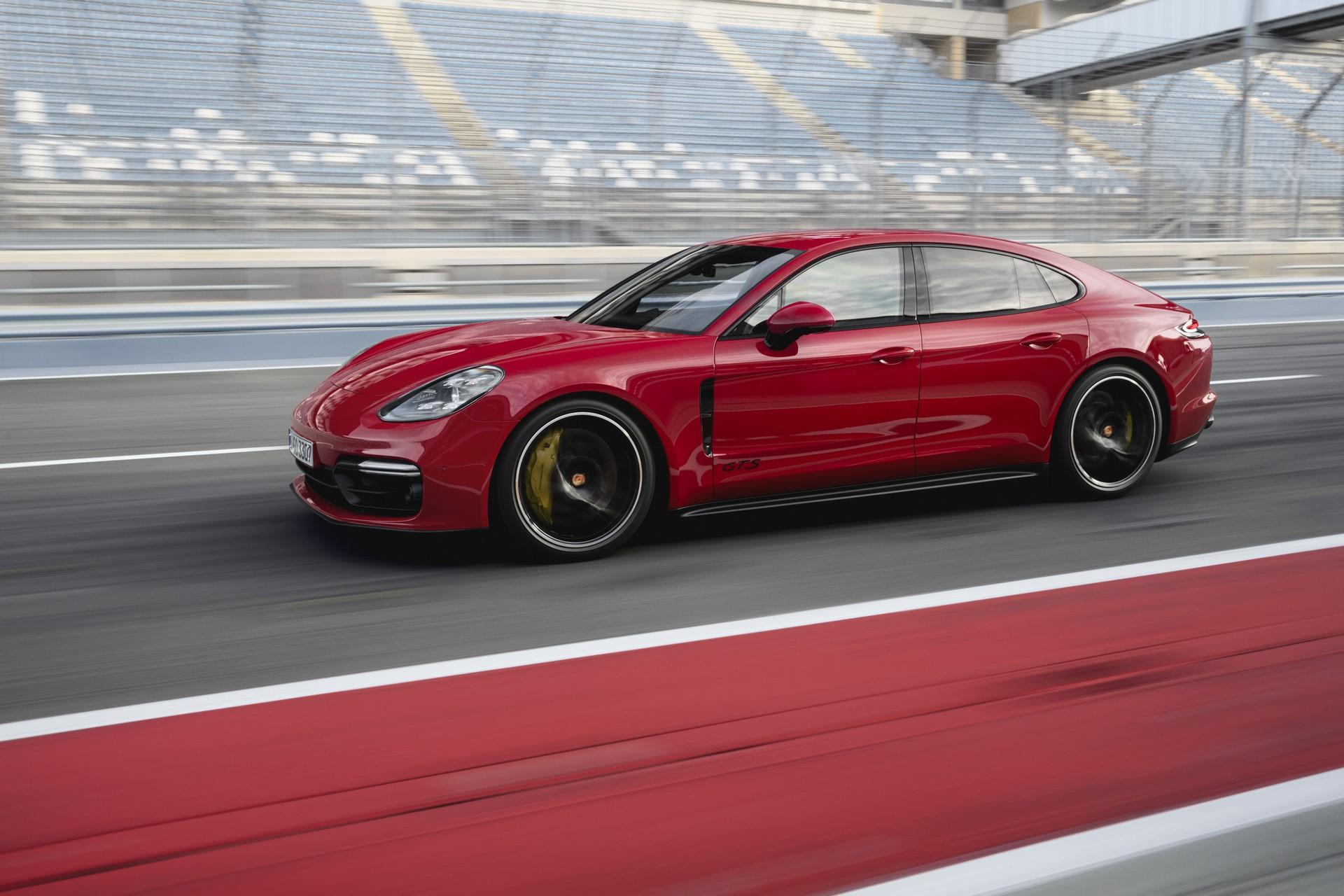 Porsche Panamera GTS and Panamera GTS Sport Turismo (6)