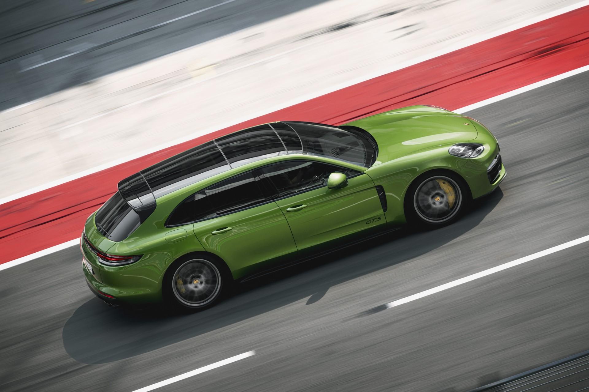 Porsche Panamera GTS and Panamera GTS Sport Turismo (9)