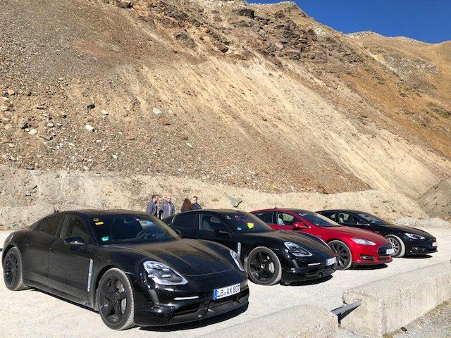 Porsche_Taycan_benchmarked_Tesla_Model_S_0003