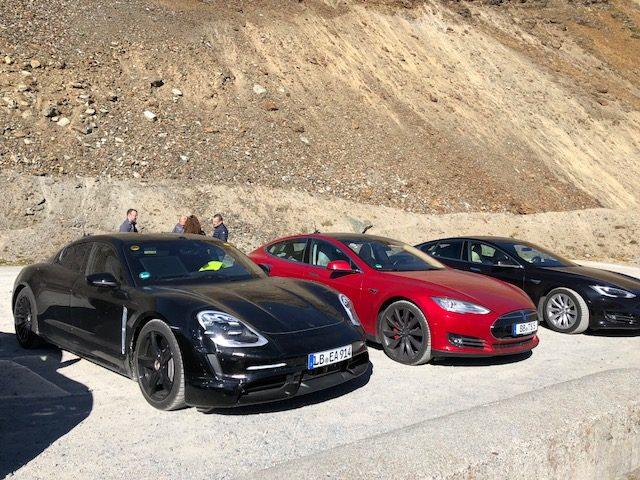 Porsche_Taycan_benchmarked_Tesla_Model_S_0004