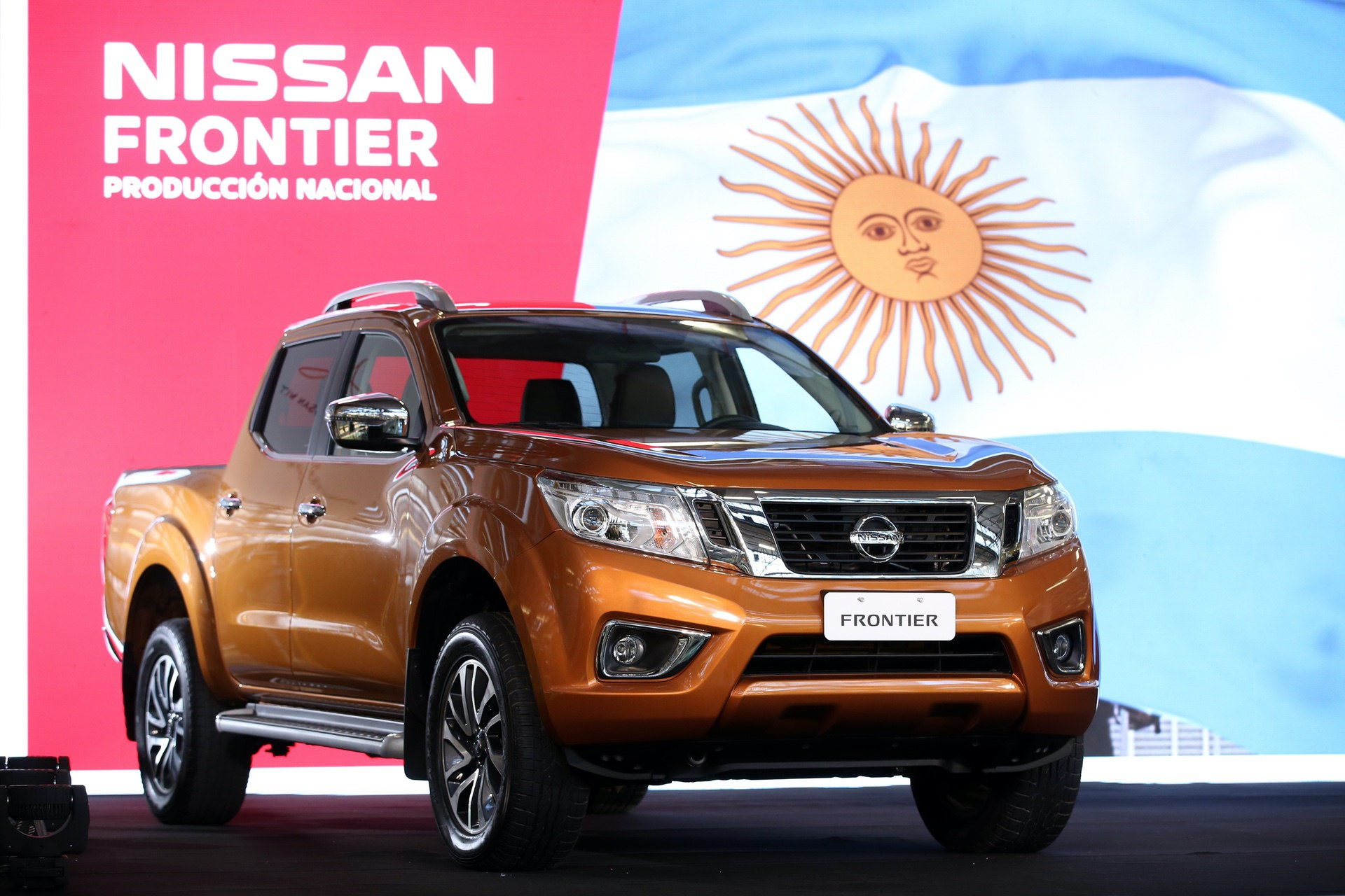 Nissan begins production of Nissan Frontier in Cordoba, Argentin