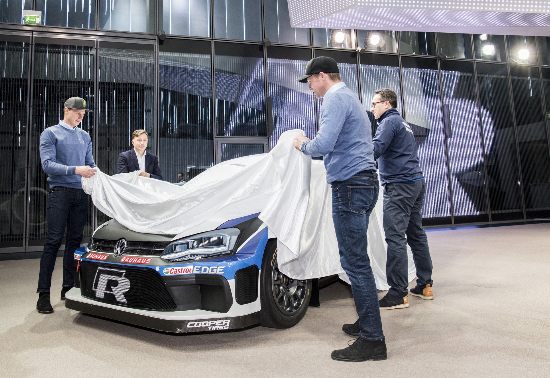 Volkswagen Polo R Supercar Launch 2018