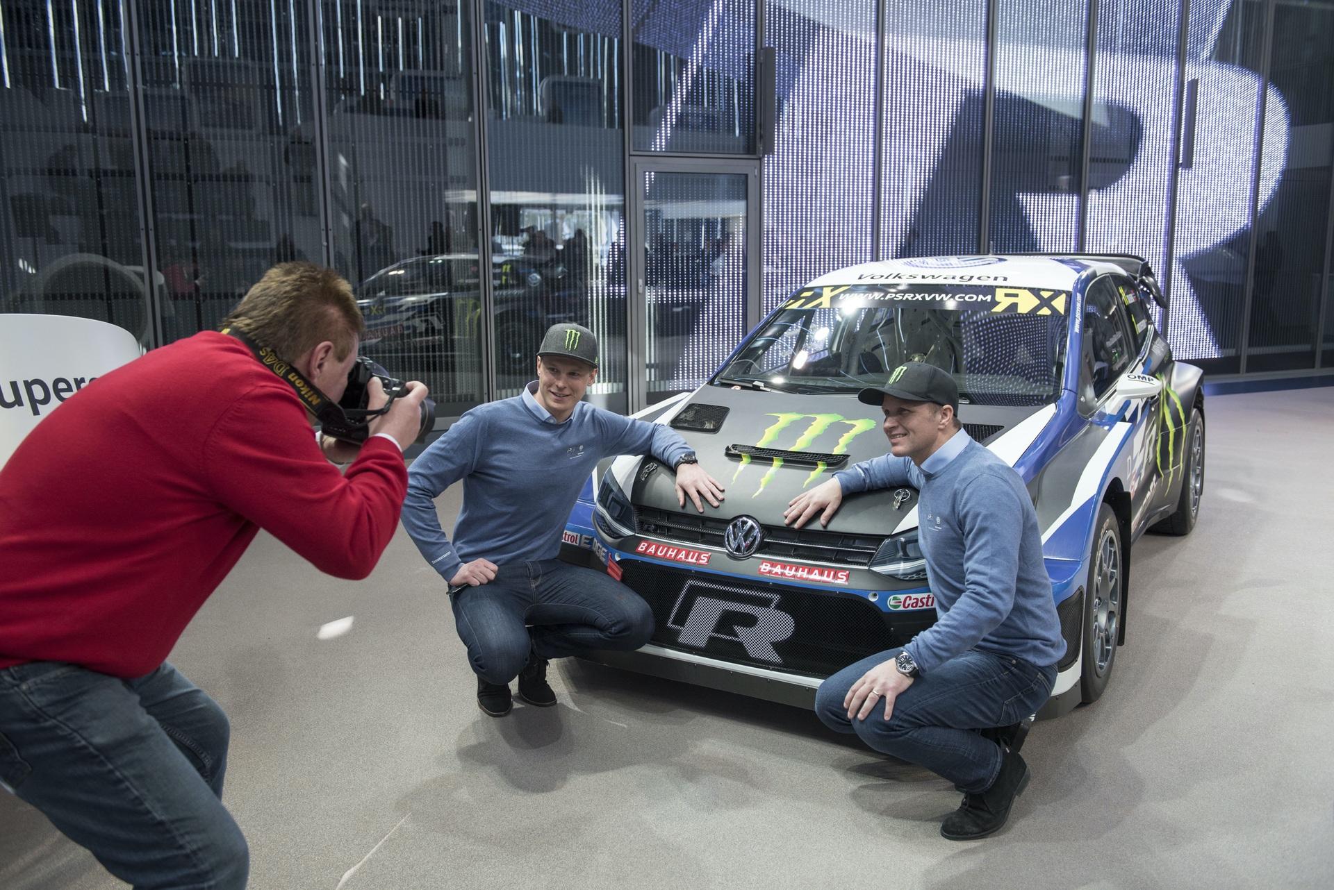 Volkswagen Polo R Supercar Launch 2018