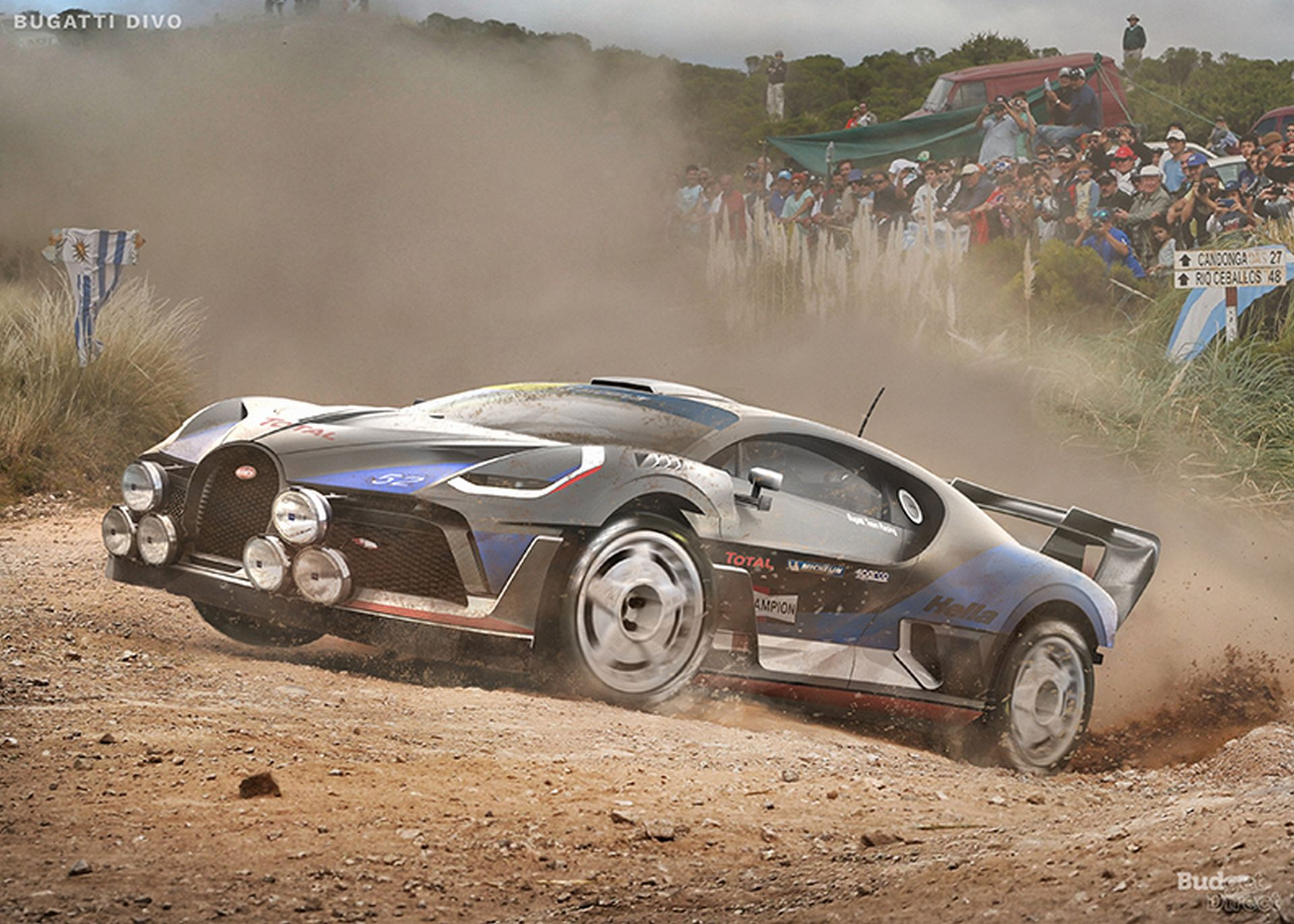Rally Cars renderings (1)