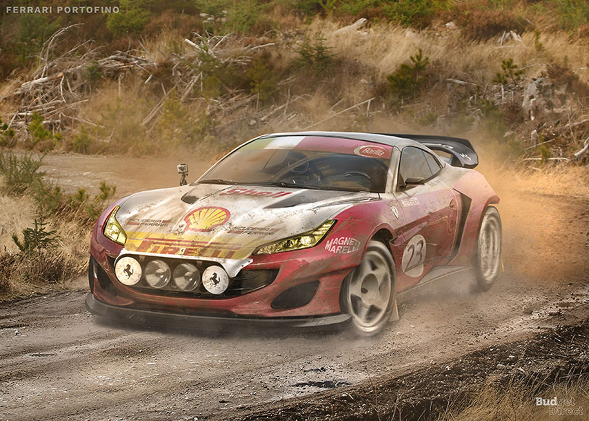 Rally Cars renderings (3)