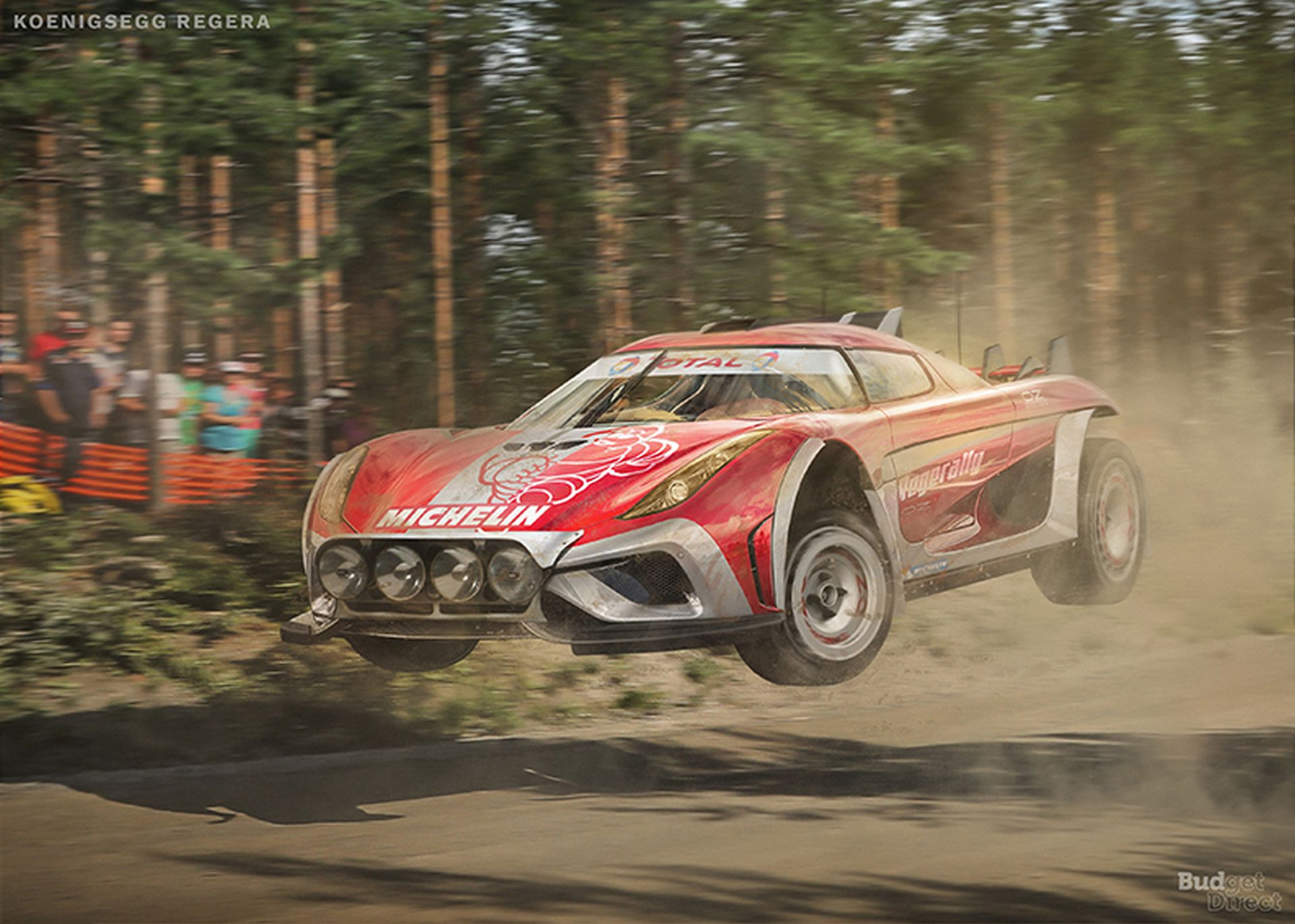 Rally Cars renderings (4)