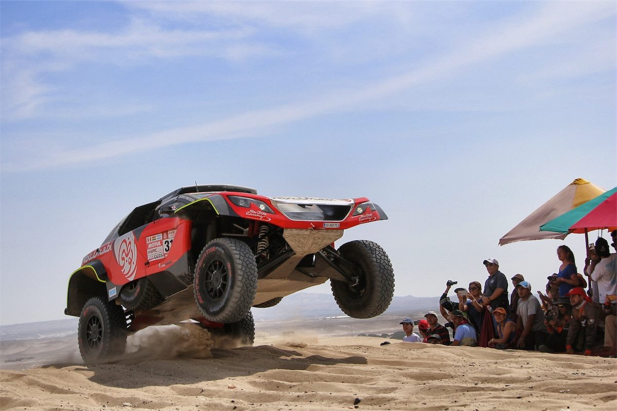 Rally Dakar 2018 Day 1 (18)