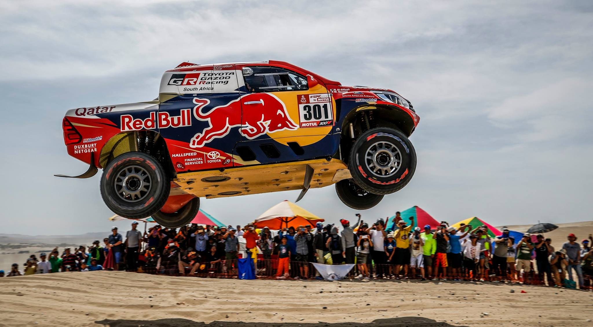 Rally Dakar 2018 Day 1 (19)