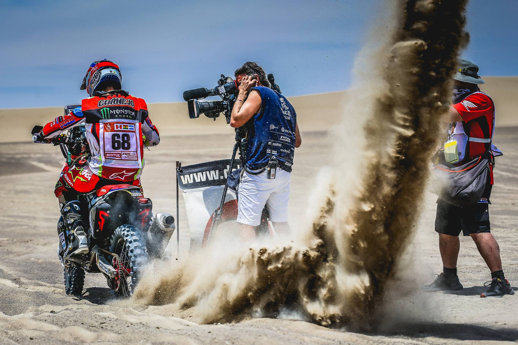 Rally Dakar 2018 Day 1 (5)