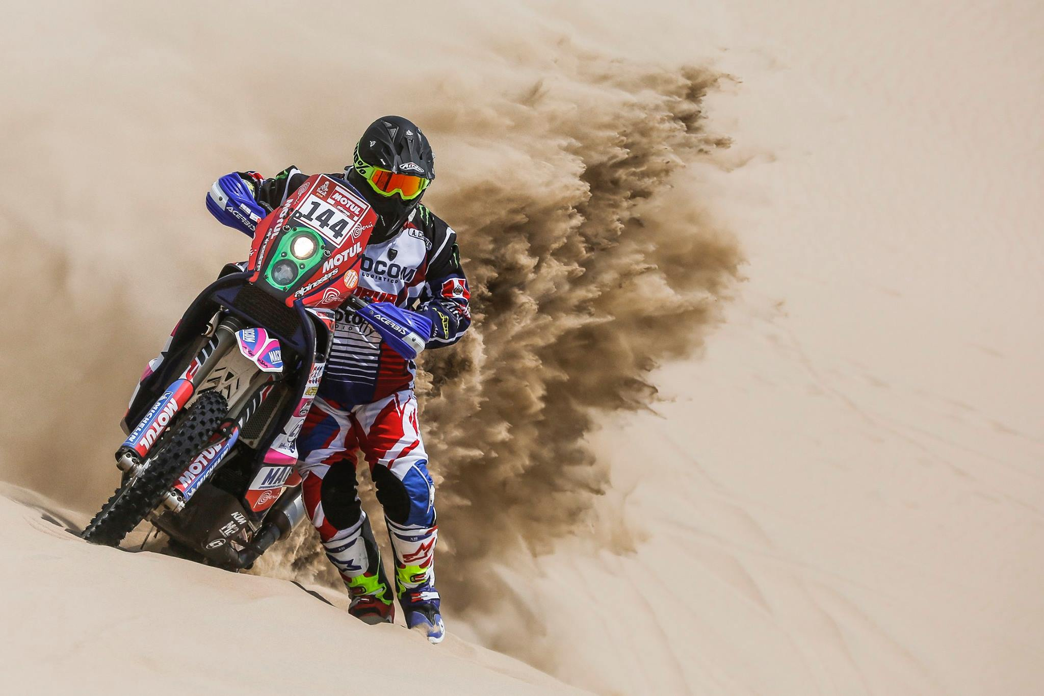Rally Dakar 2018 Day 1 (6)
