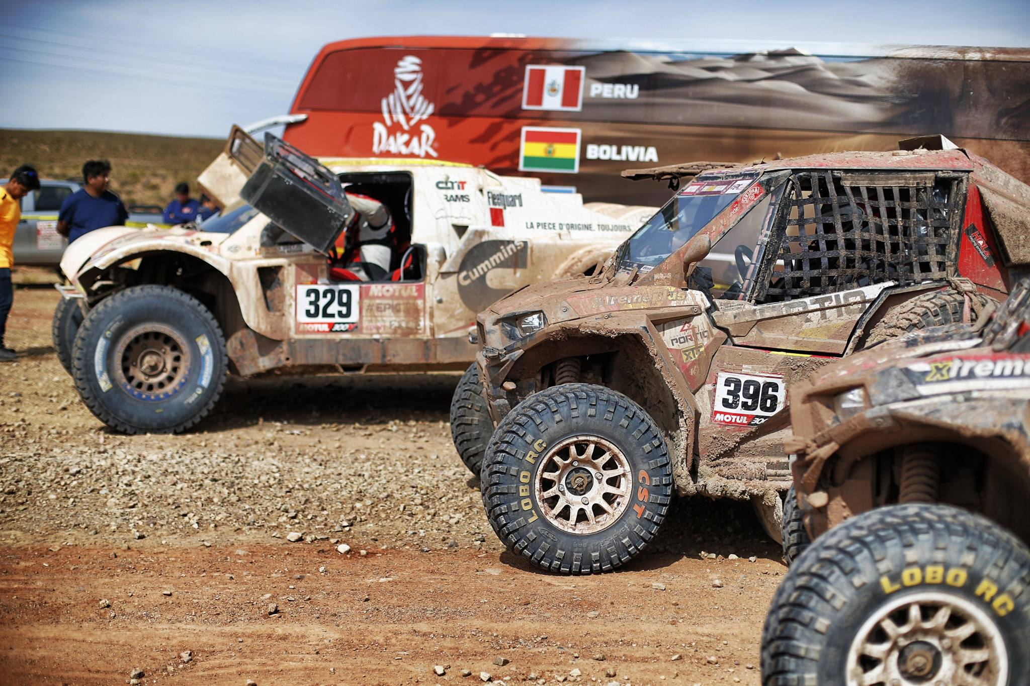 Rally Dakar 2018 Day 10 (19)