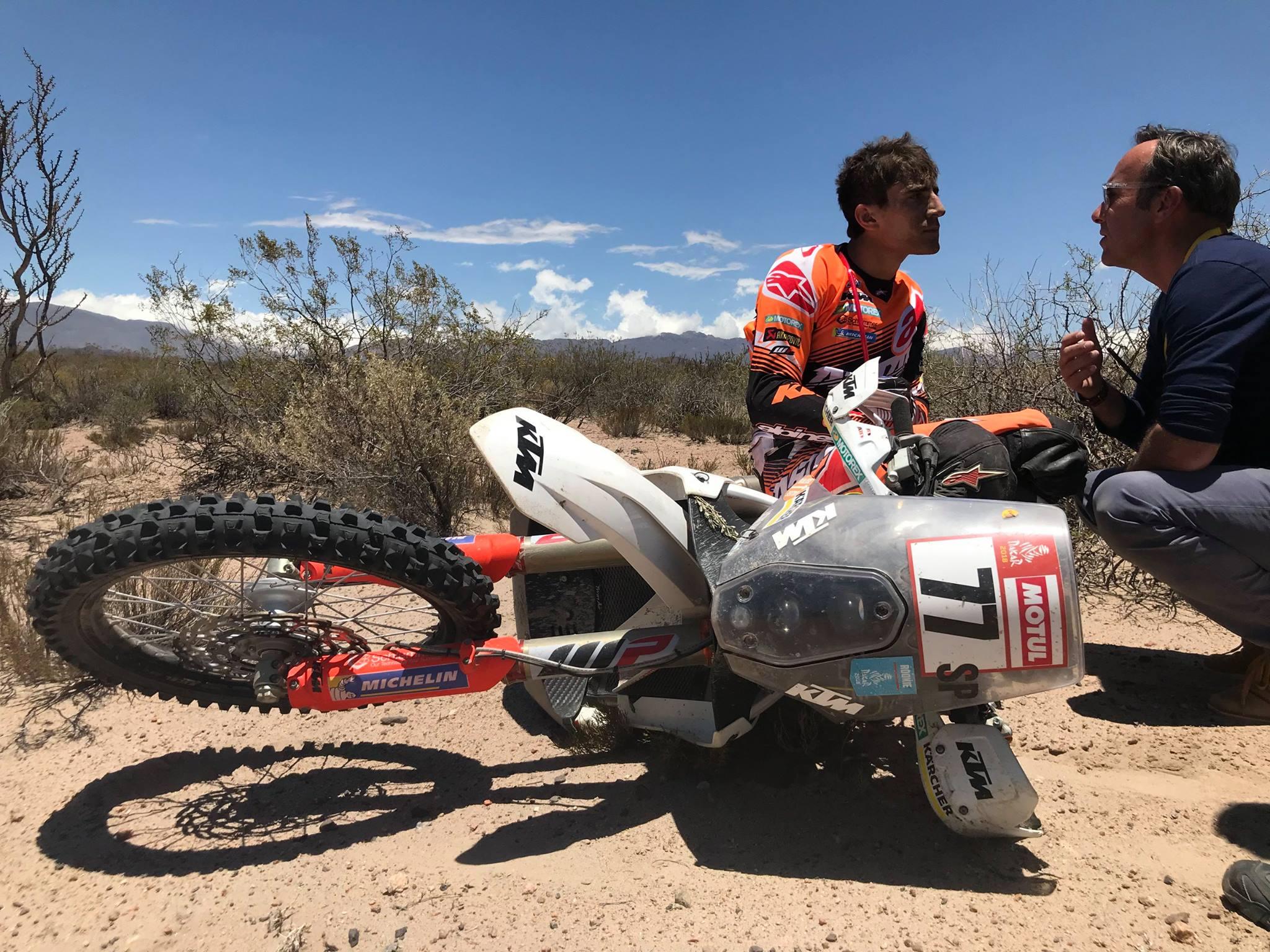 Rally Dakar 2018 Day 10 (2)