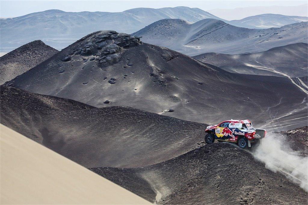 Rally Dakar 2018 Day 2 (1)
