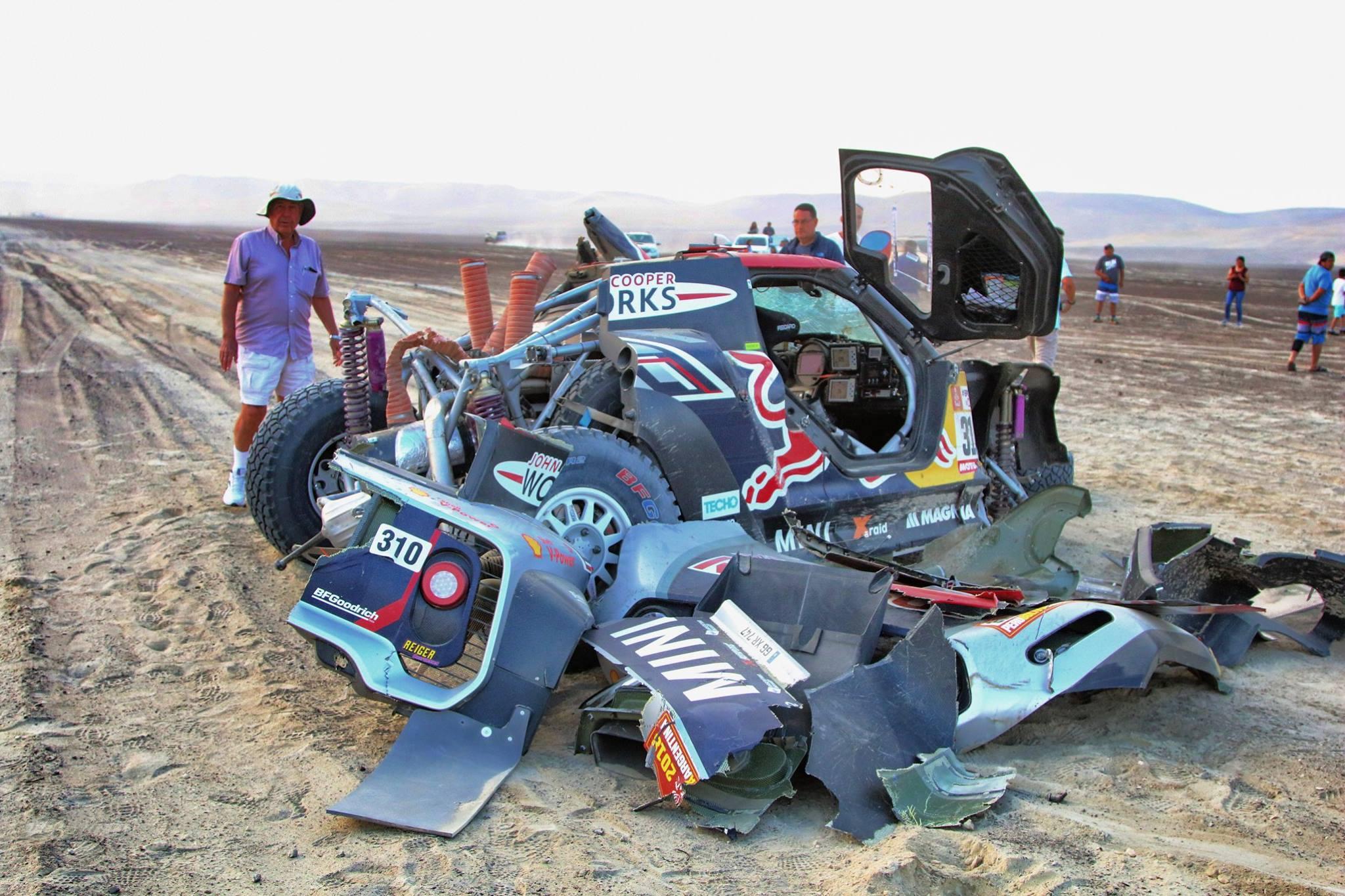 Rally Dakar 2018 Day 2 (14)
