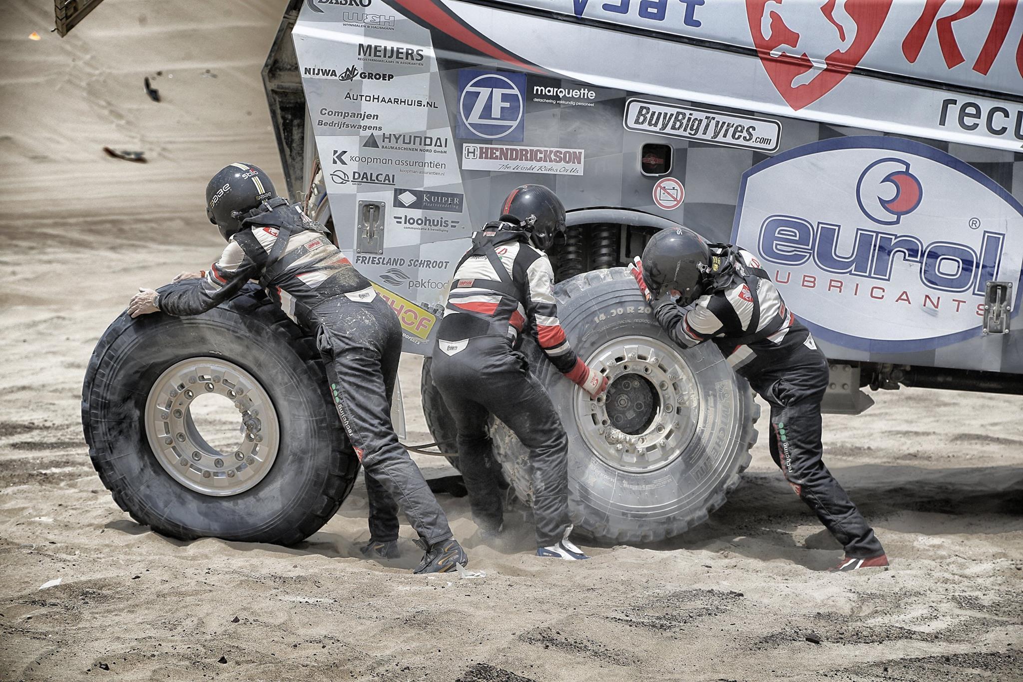 Rally Dakar 2018 Day 2 (16)