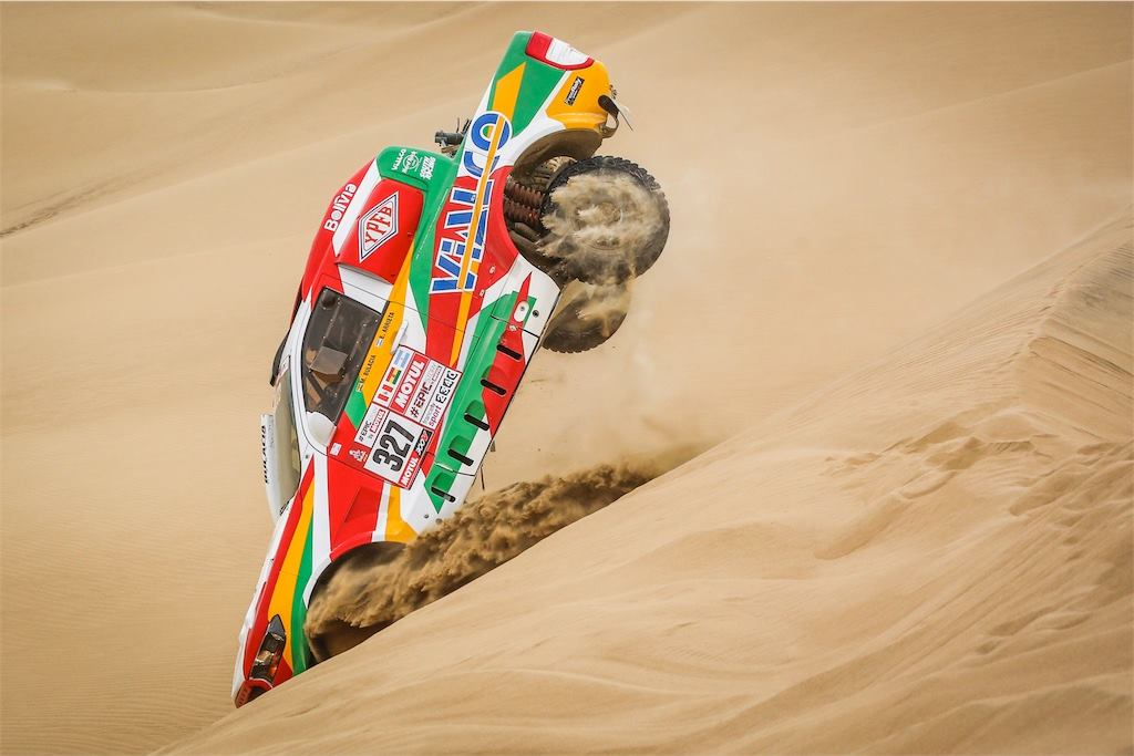 Rally Dakar 2018 Day 2 (18)