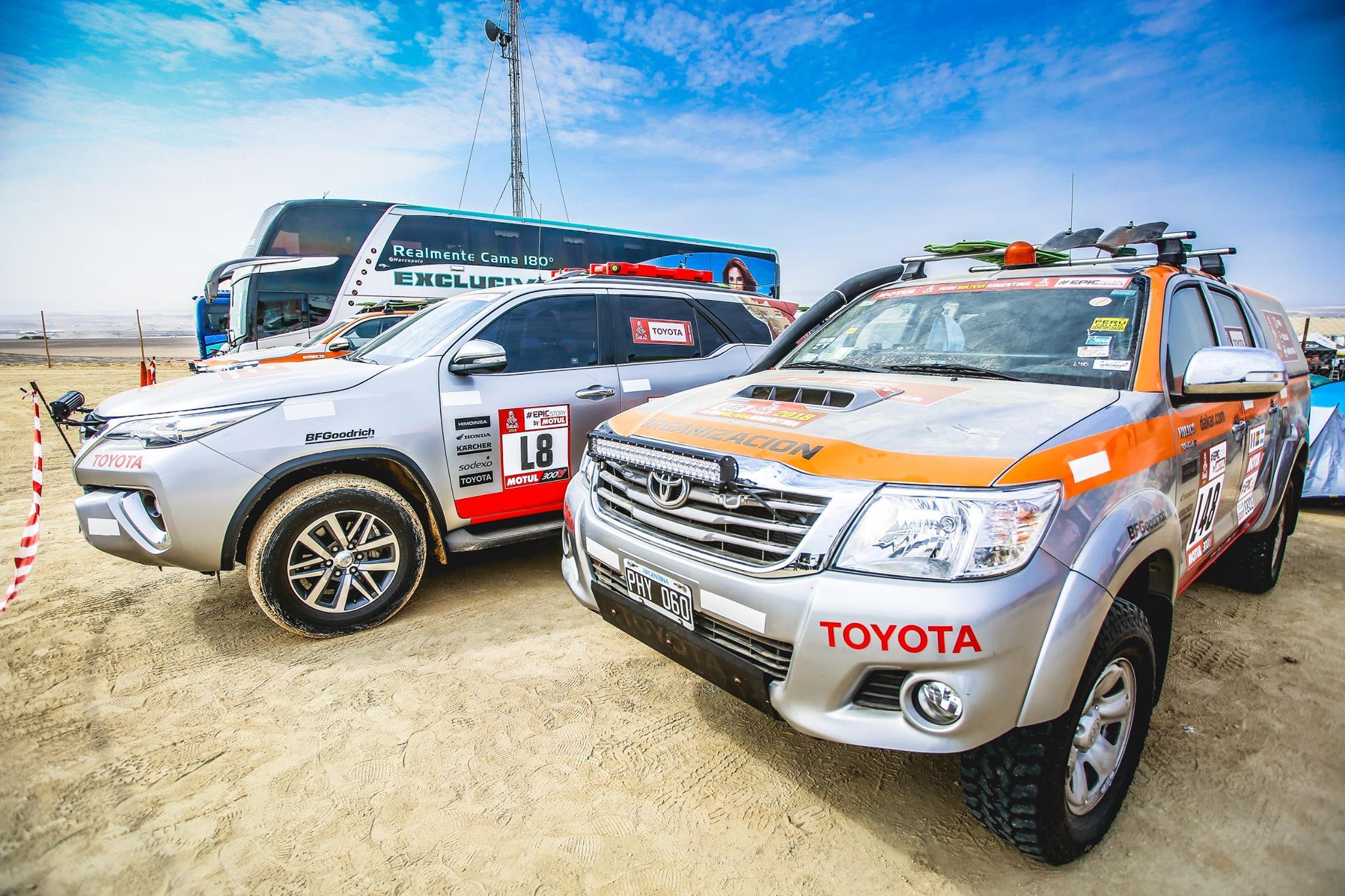 Rally Dakar 2018 Day 2 (19)