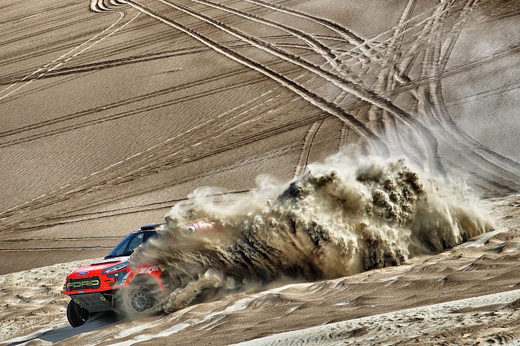Rally Dakar 2018 Day 2 (21)